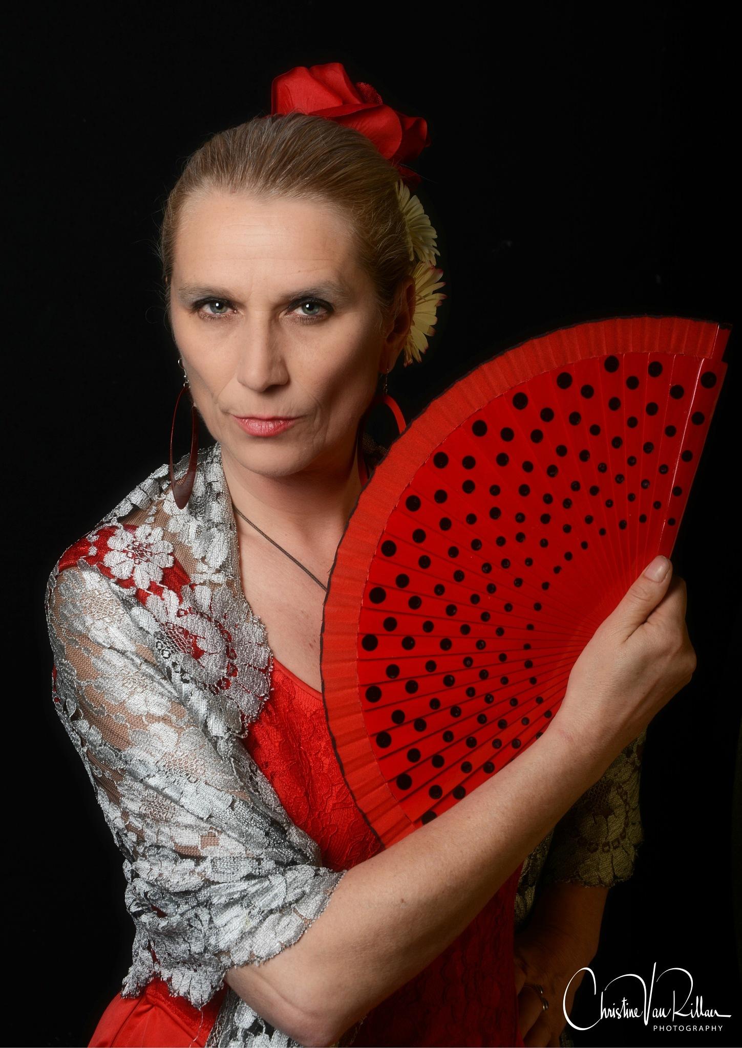 Flamenco model by Chris