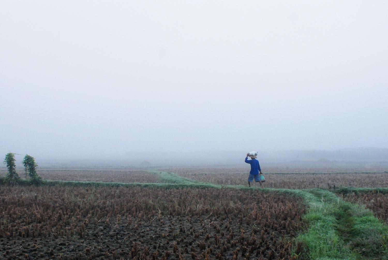 menembus kabut.... by KawanGS