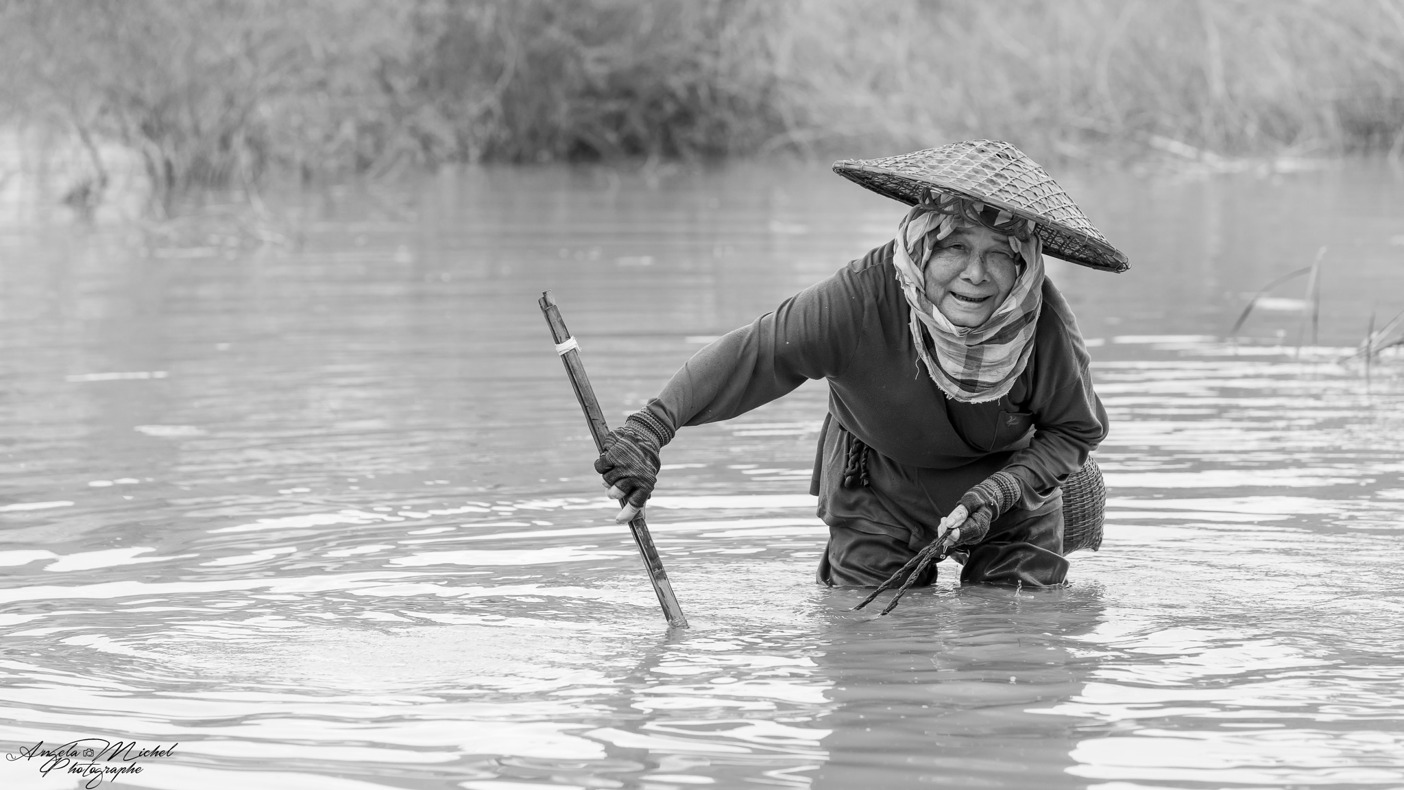 Fisherwoman by Angela.michel