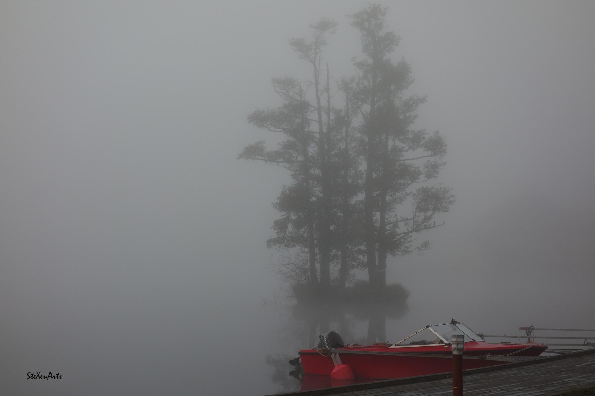 found in the fog by Sanna