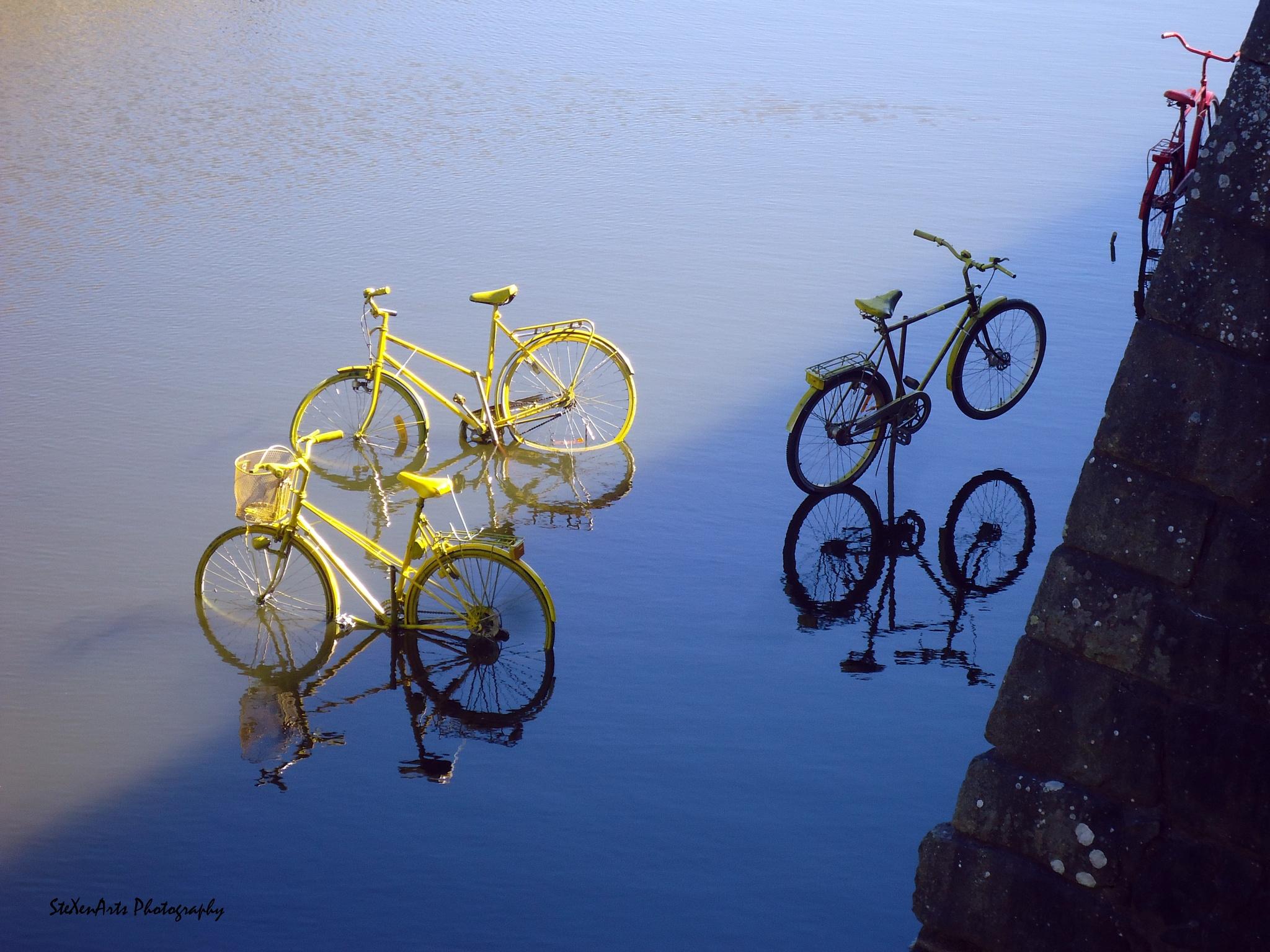 bike art - raw by SteXenArts Photography