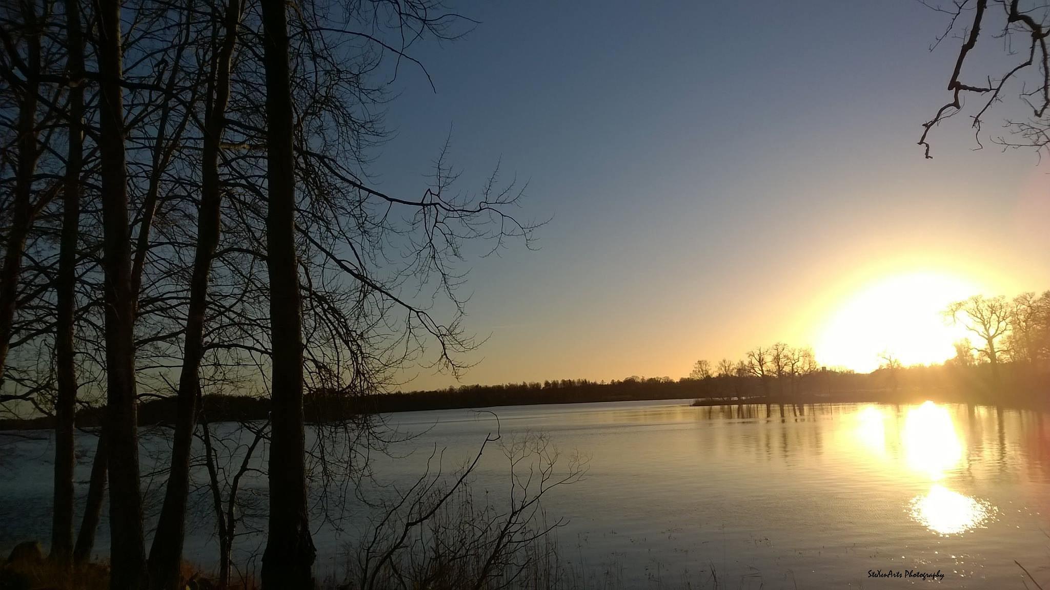 november sunset - take 3 by SteXenArts Photography