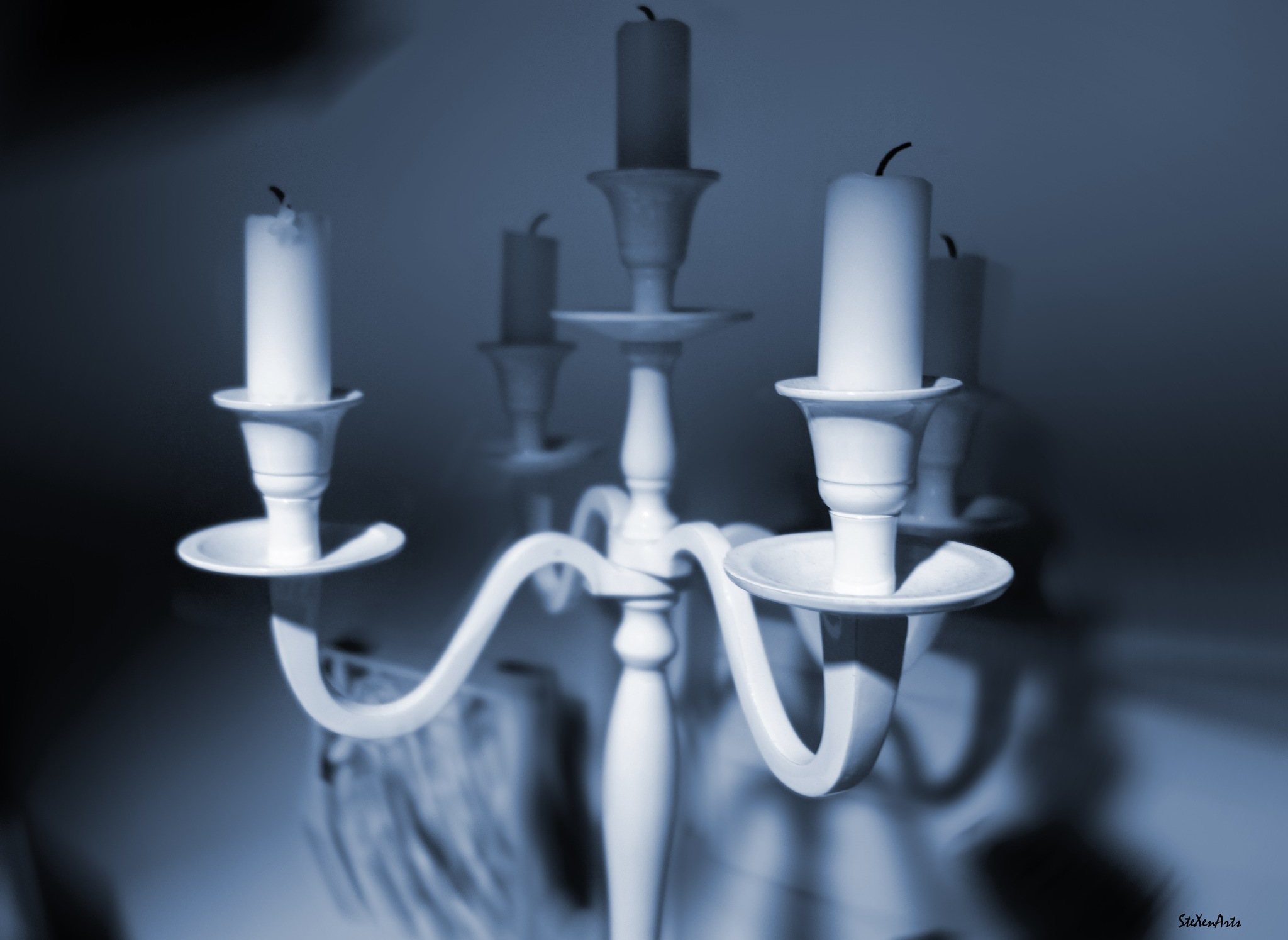 candle holder by Sanna