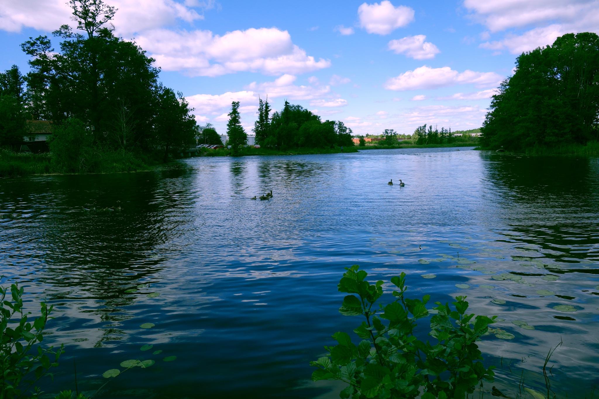 lake - take 4 by Sanna & Stefan