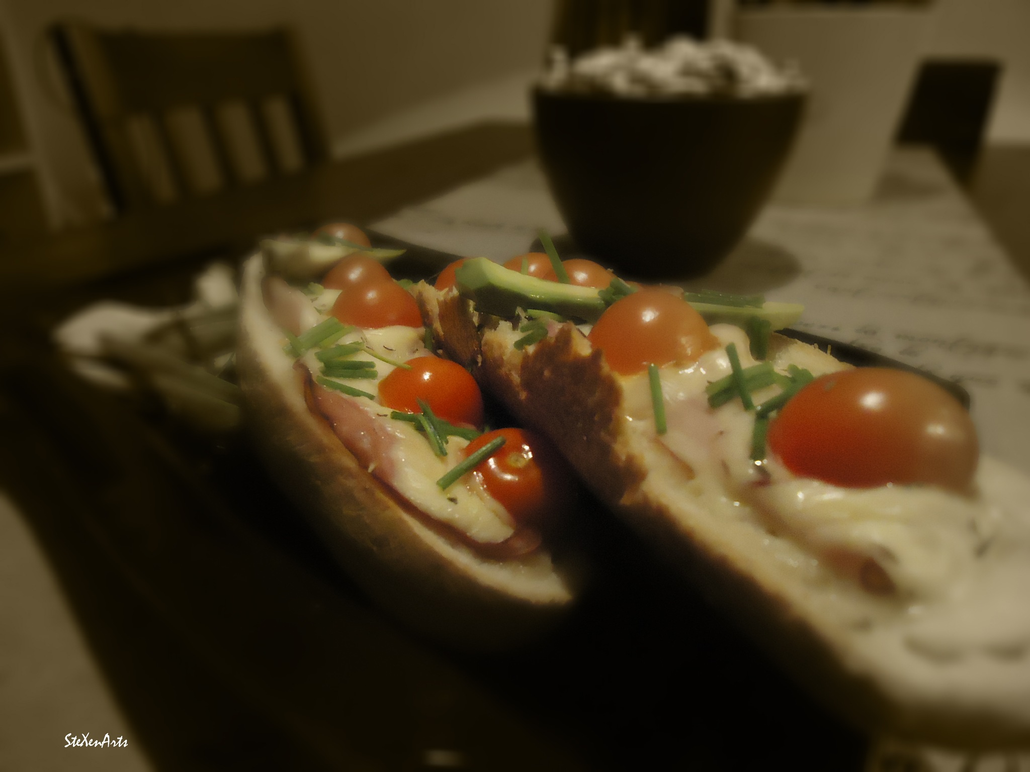 sandwich by Sanna