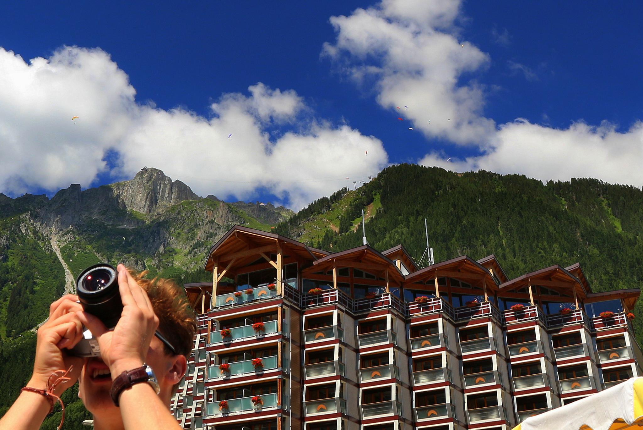 Tourism by Jon Franks