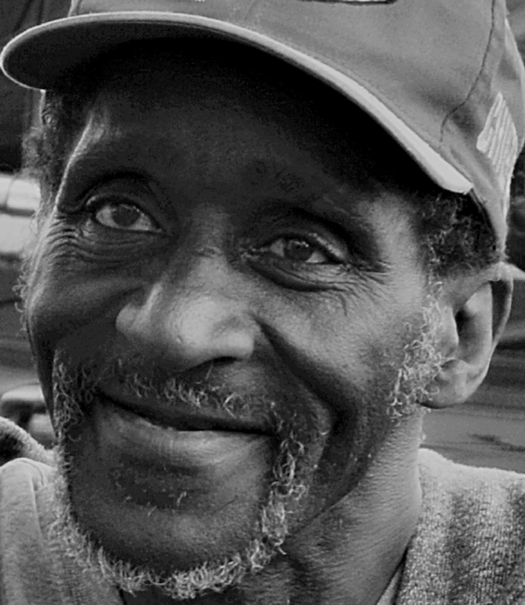 Faces of the Homeless - Cliff by Nemo