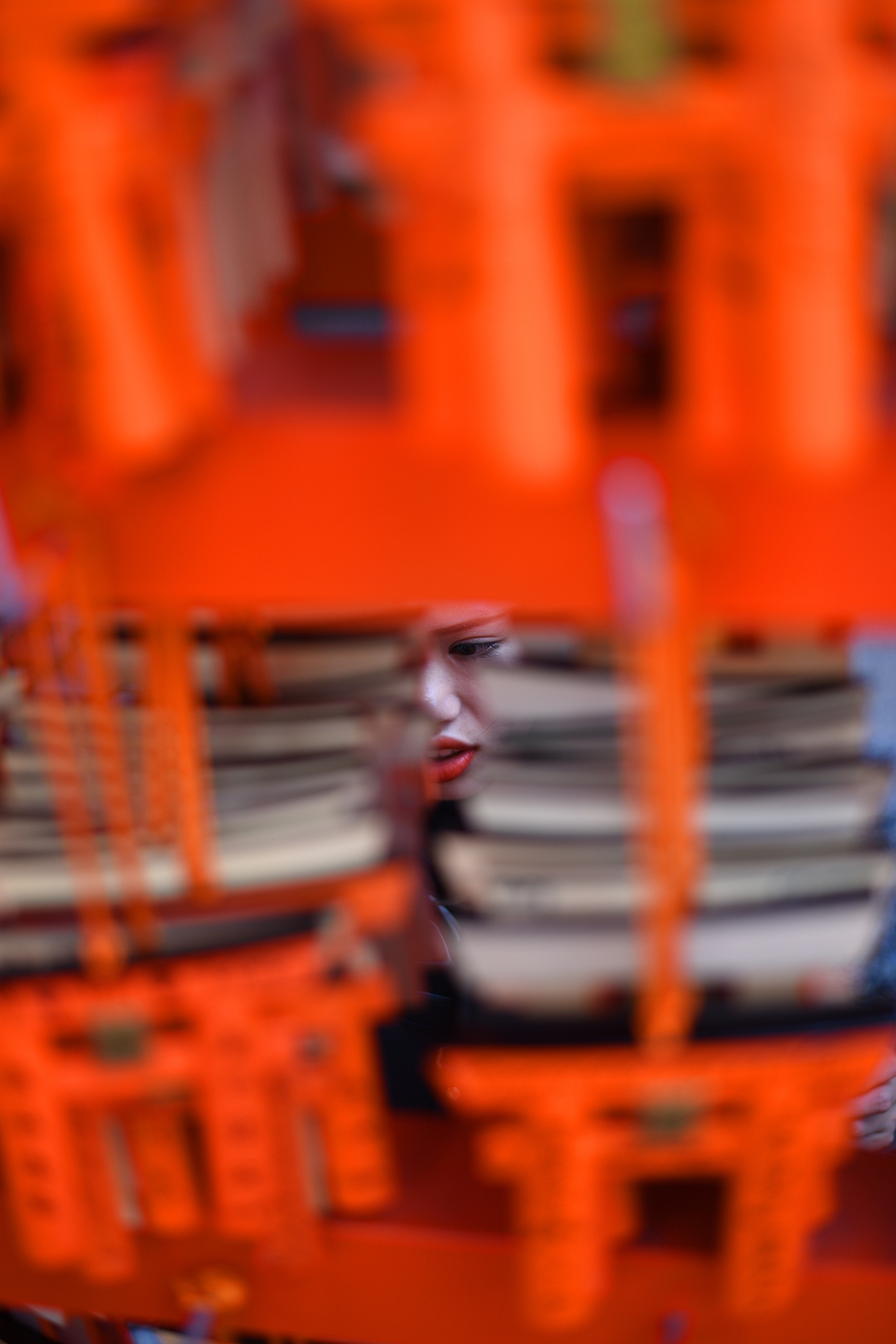 Fushimi Inari Taisha by massimopitorri
