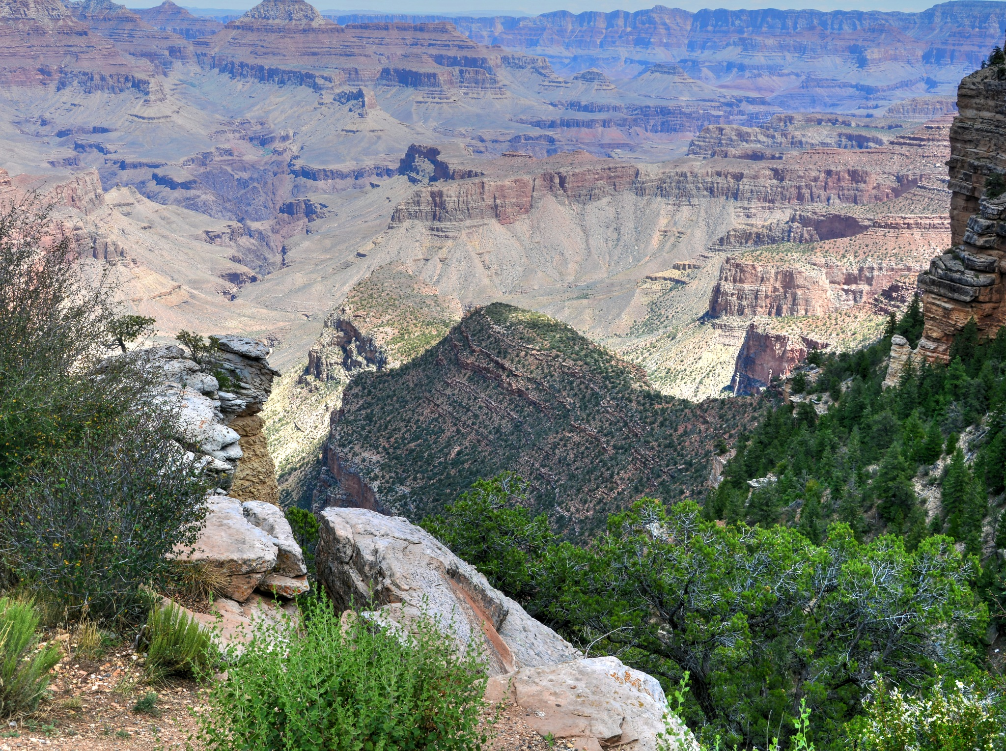 Grand Canyon National Park by ghost