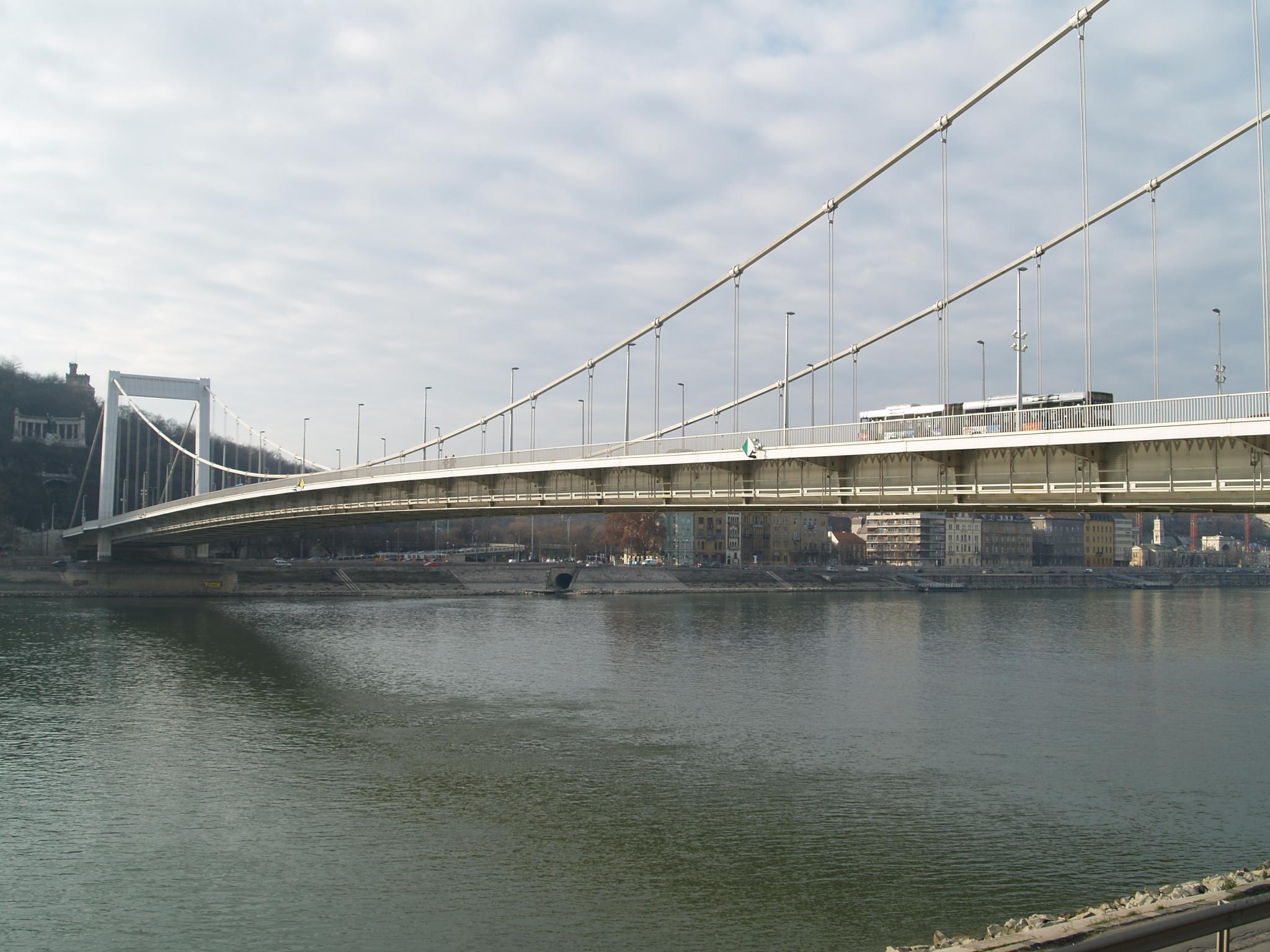 Bridges of Budapest by ester.ayerdi
