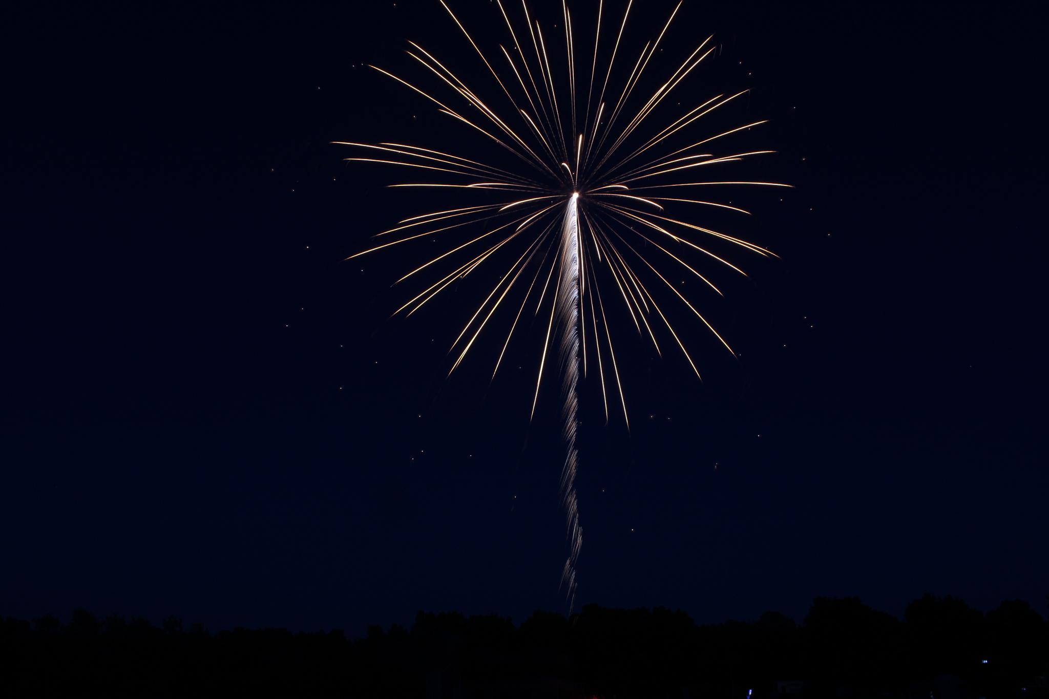 Fireworks by Thomas Merring