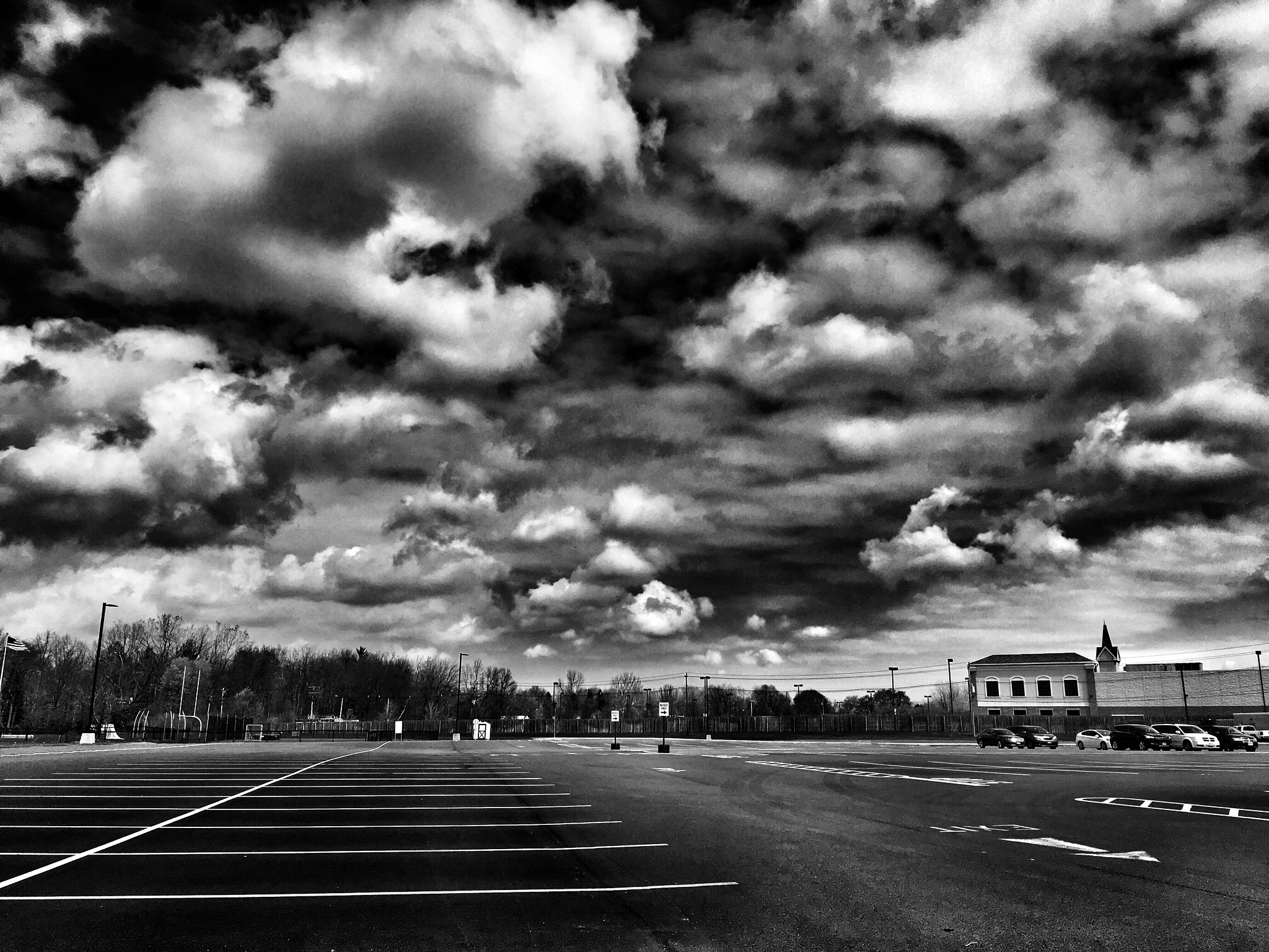 Cloudy Day by Thomas Merring