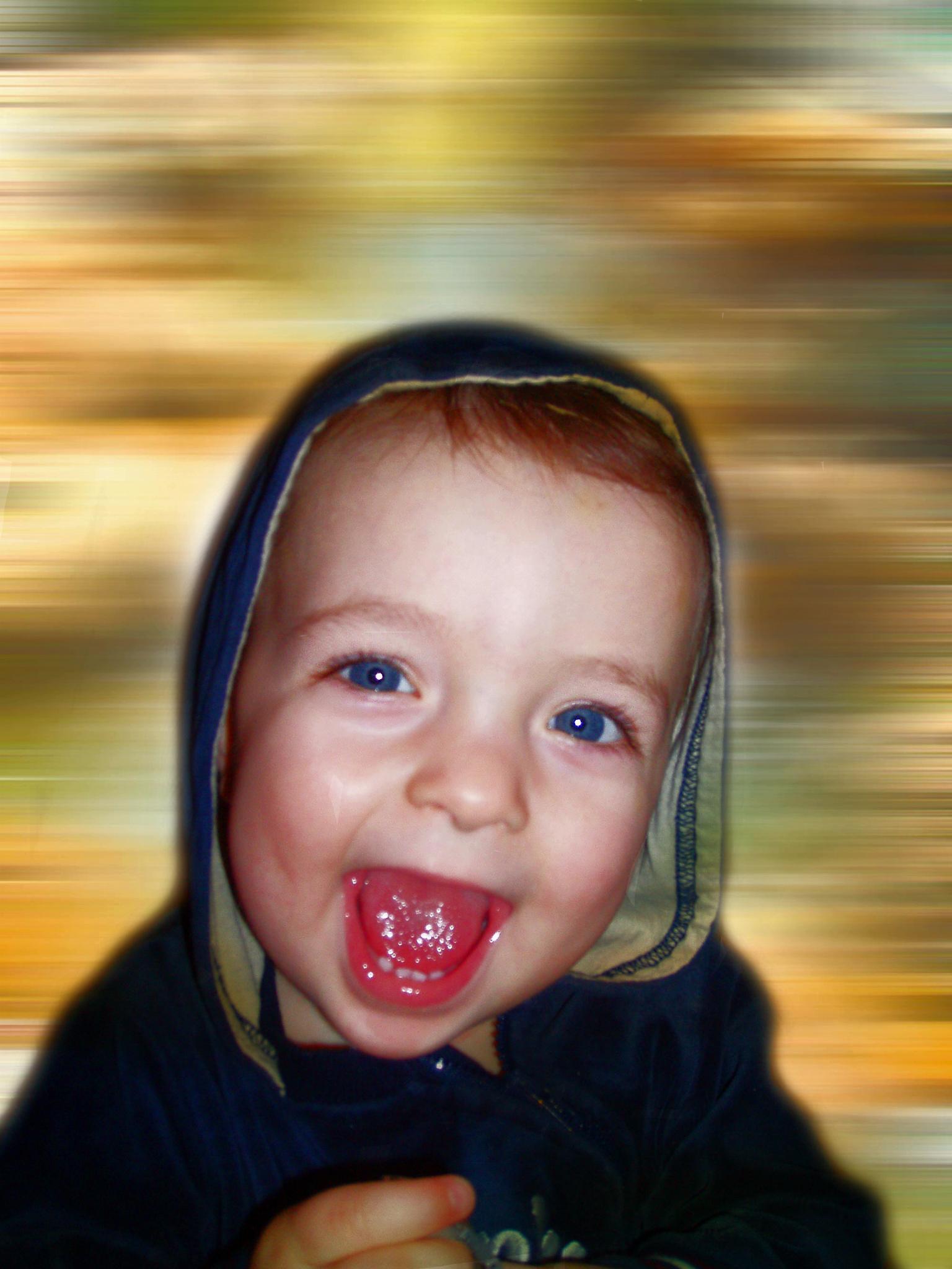 My favourite kid by Vanjaa