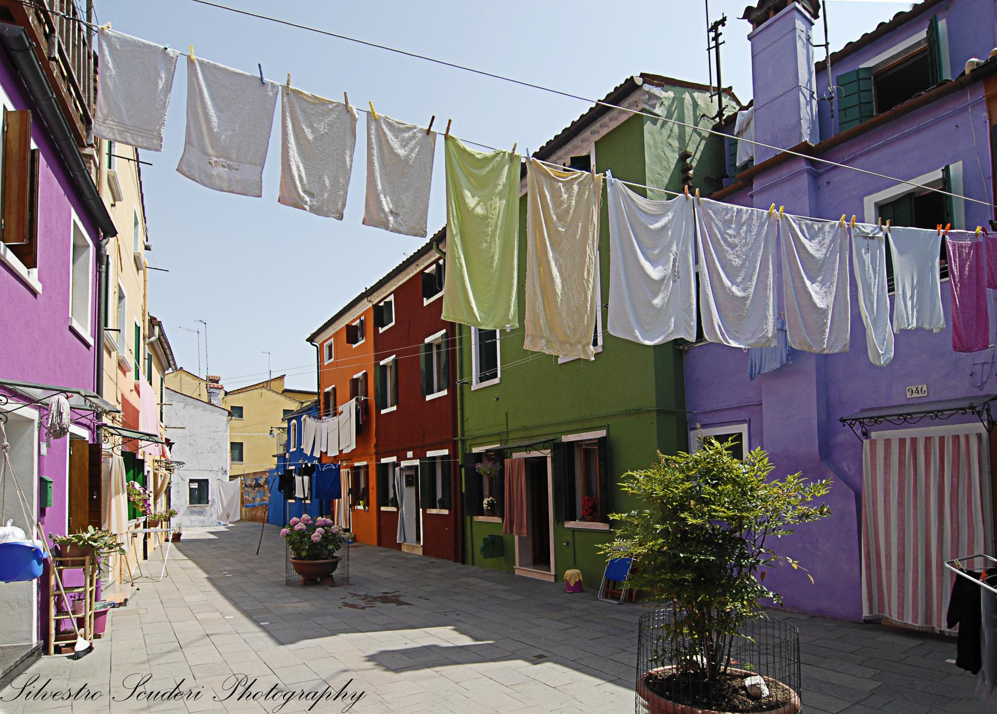 Burano - Venezia by silvestro.scuderi