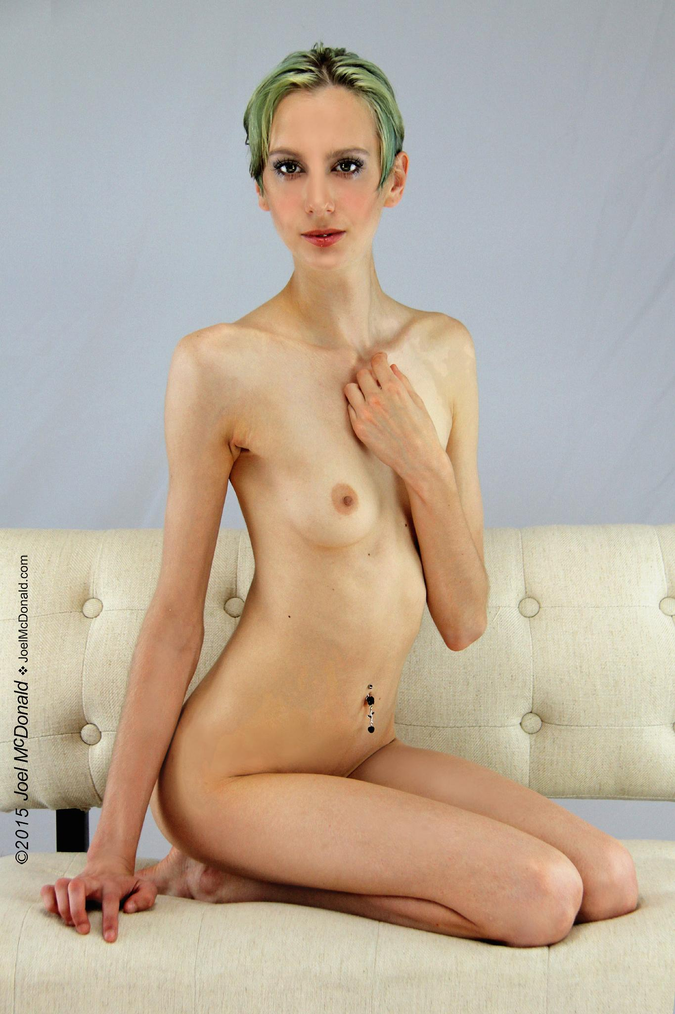 Amy - Glamour Nude #4 by Joel McDonald - The Wandering Tog