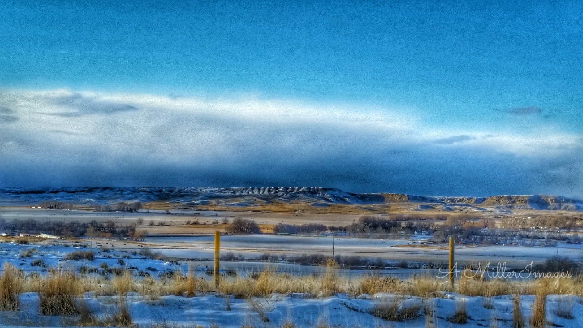 Wyoming beauty by Amy Miller