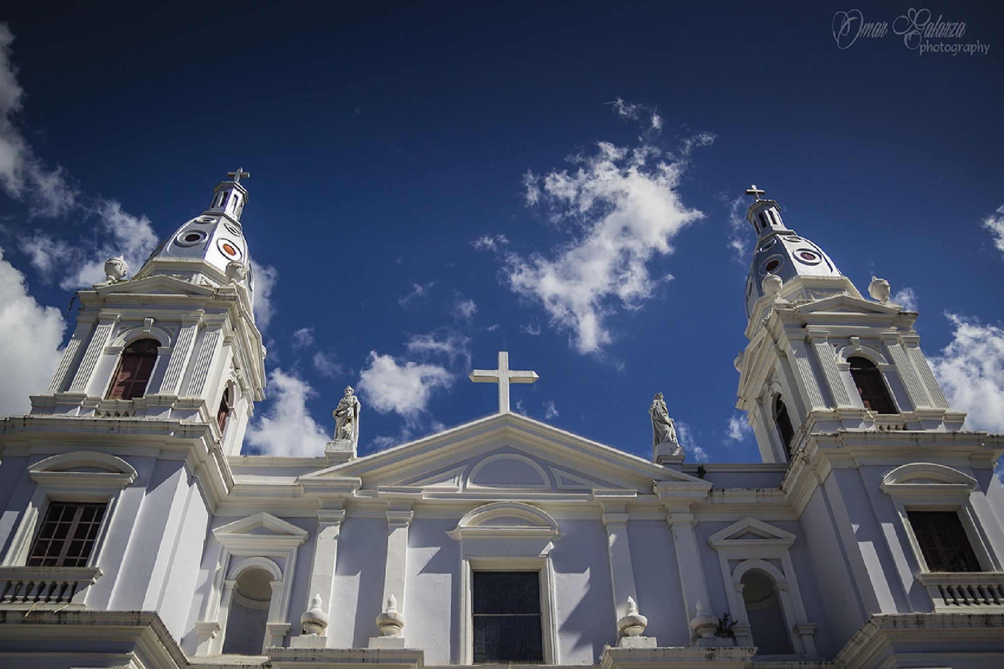 Church Perspective by omargalarza