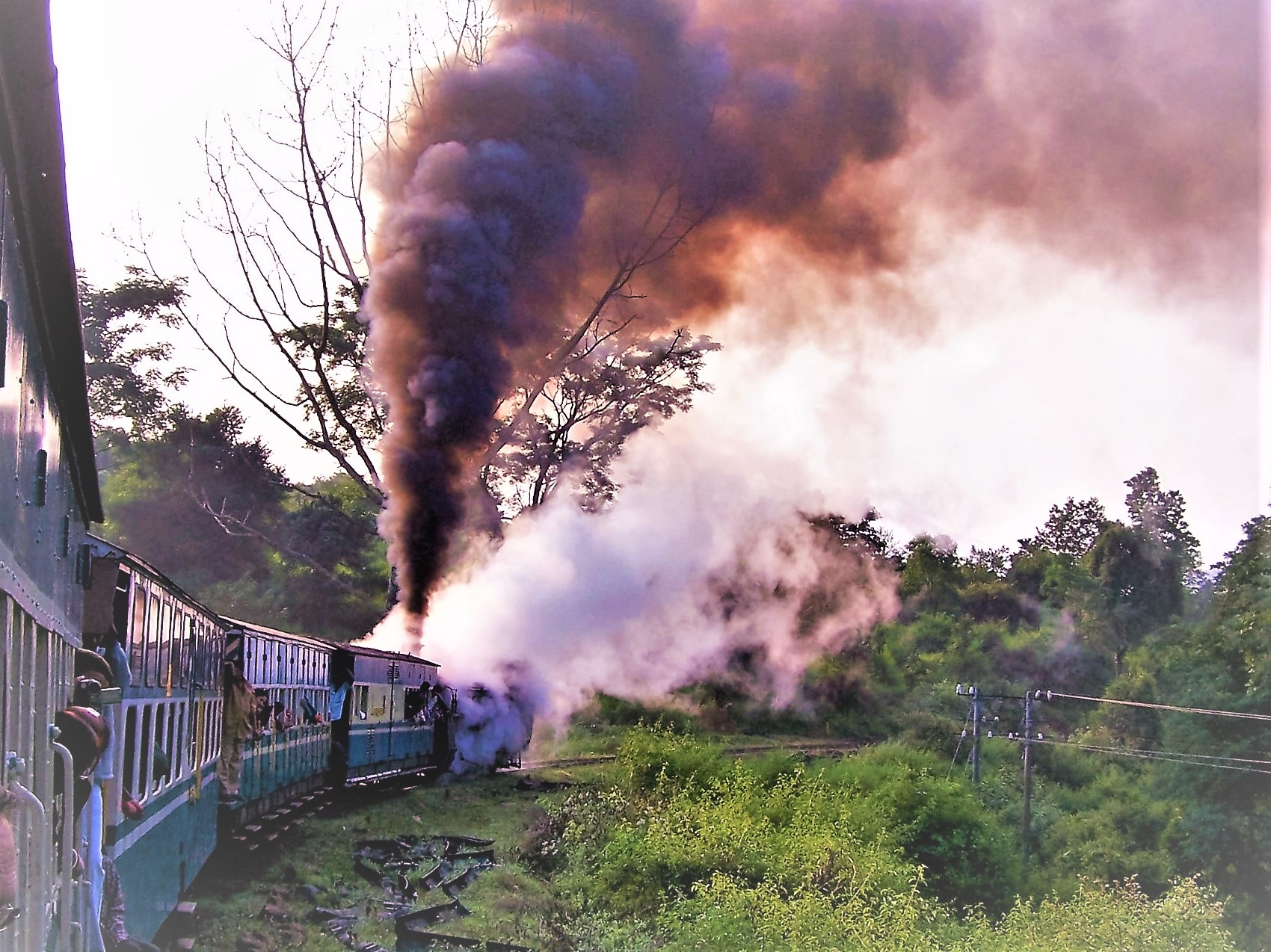 ~~~~~Hill Queen, NilGiri Express Train,.......!! by gajju.tyagi.1