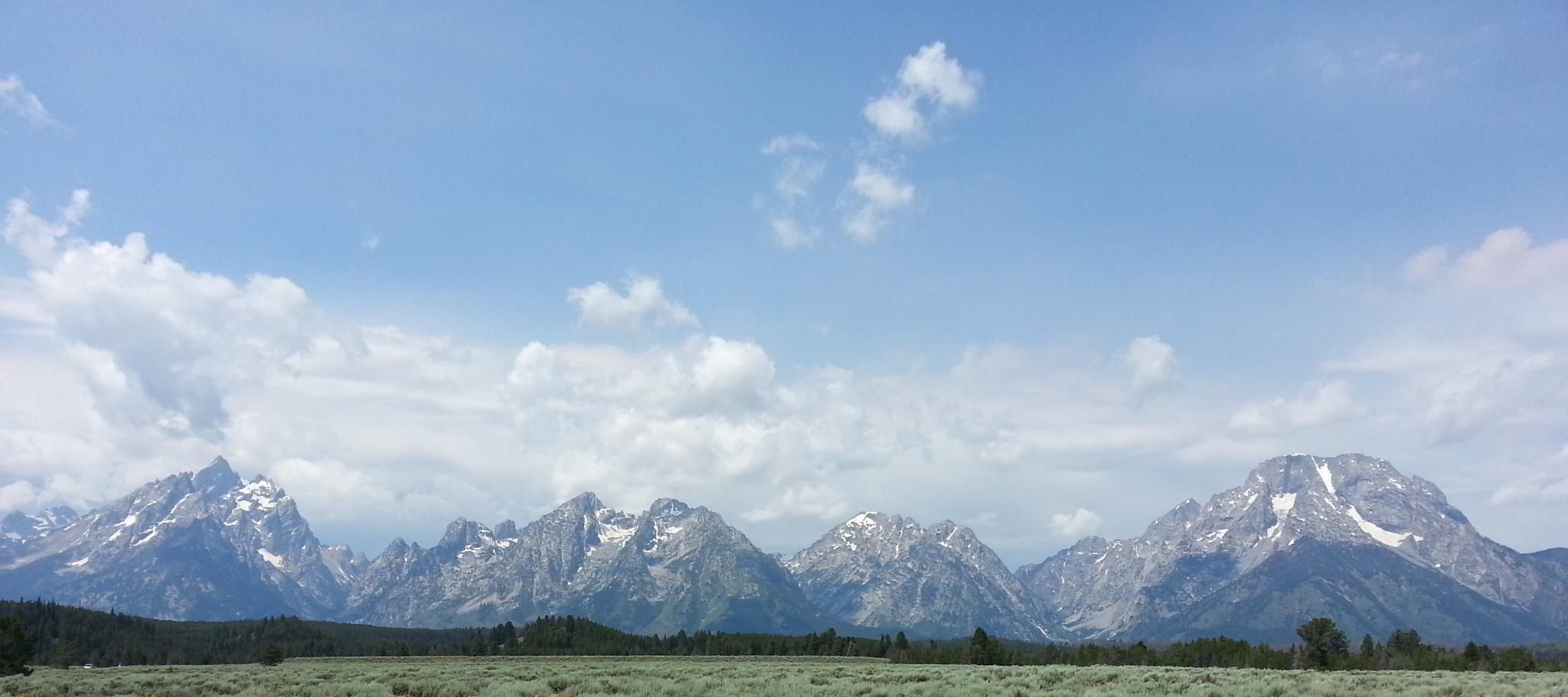 Grand Teton National Park by drcarlosesparza
