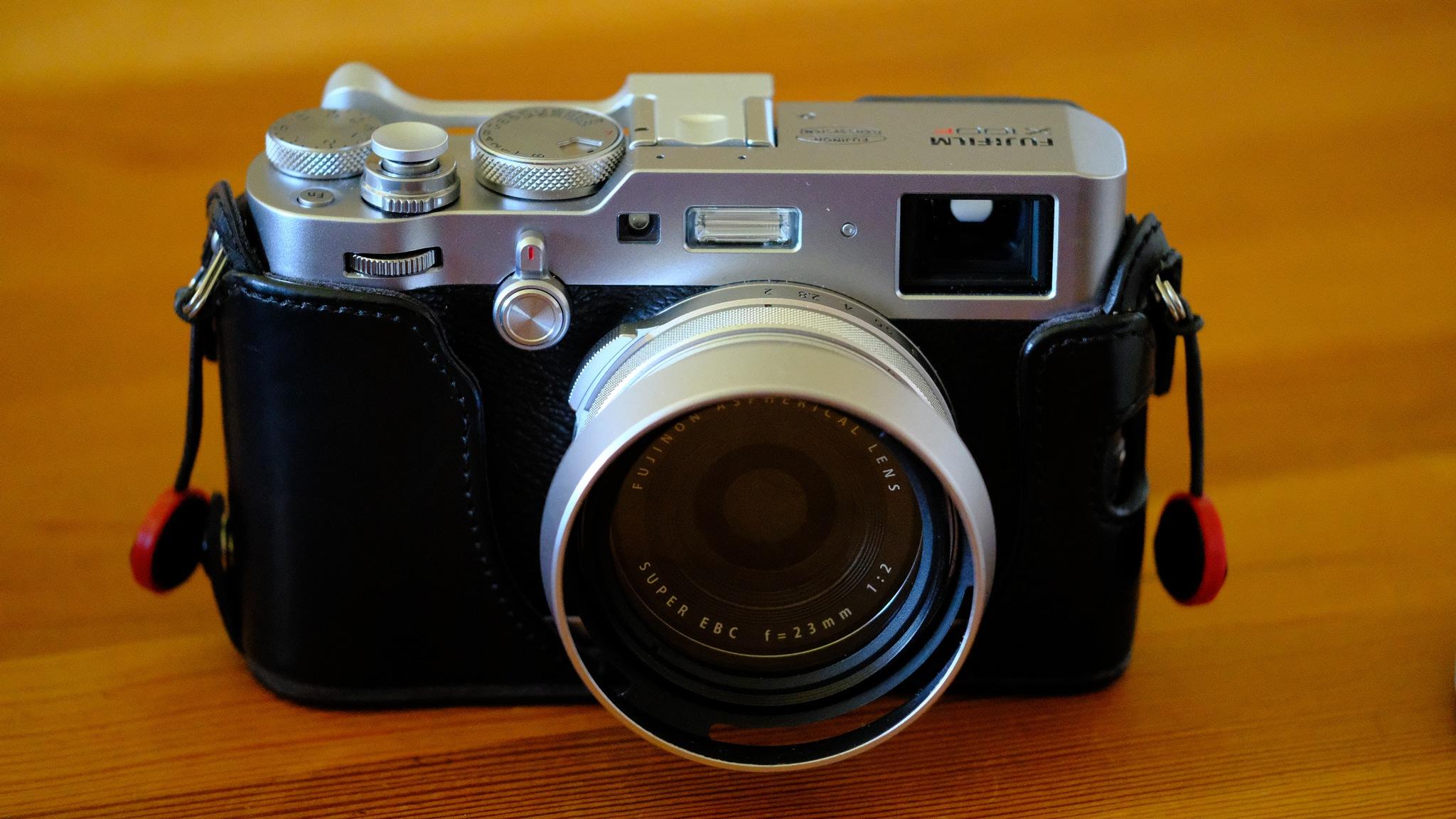 My Fantastic Fuji X100f... by Michael jjg