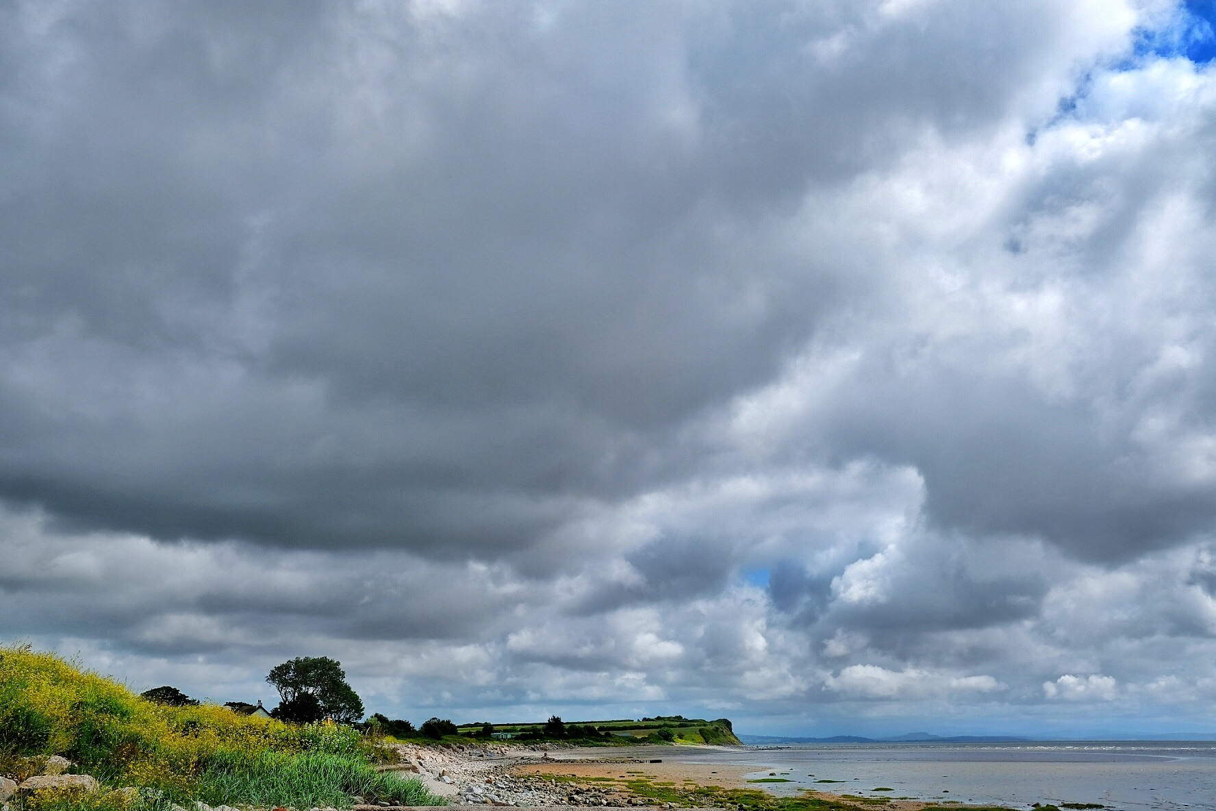 Grey Clouds over the Bay...090603 by Michael jjg