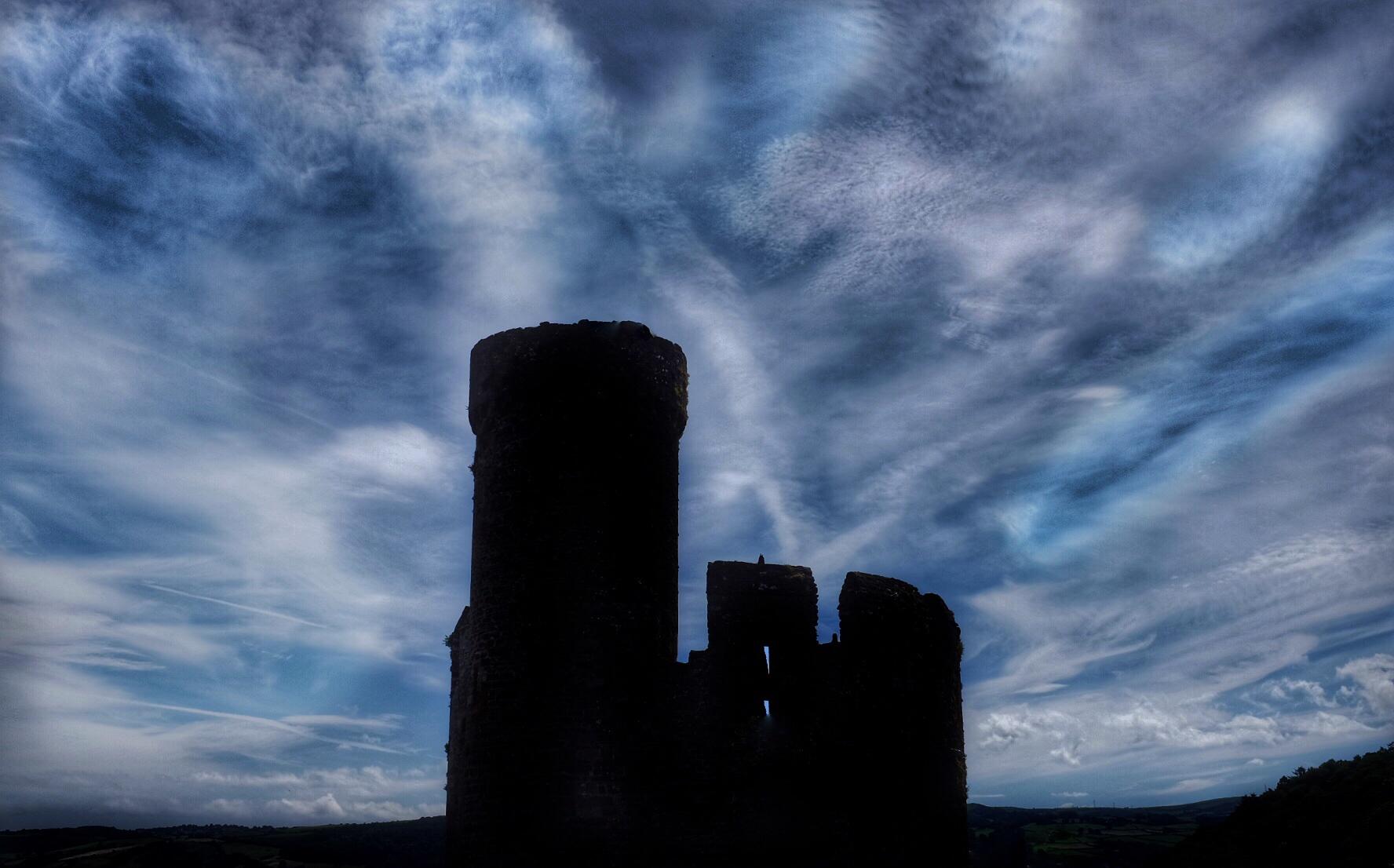 Castle Keep by Michael jjg