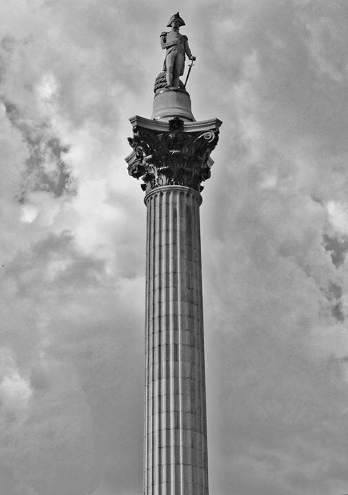 Nelson's Column London by Michael jjg