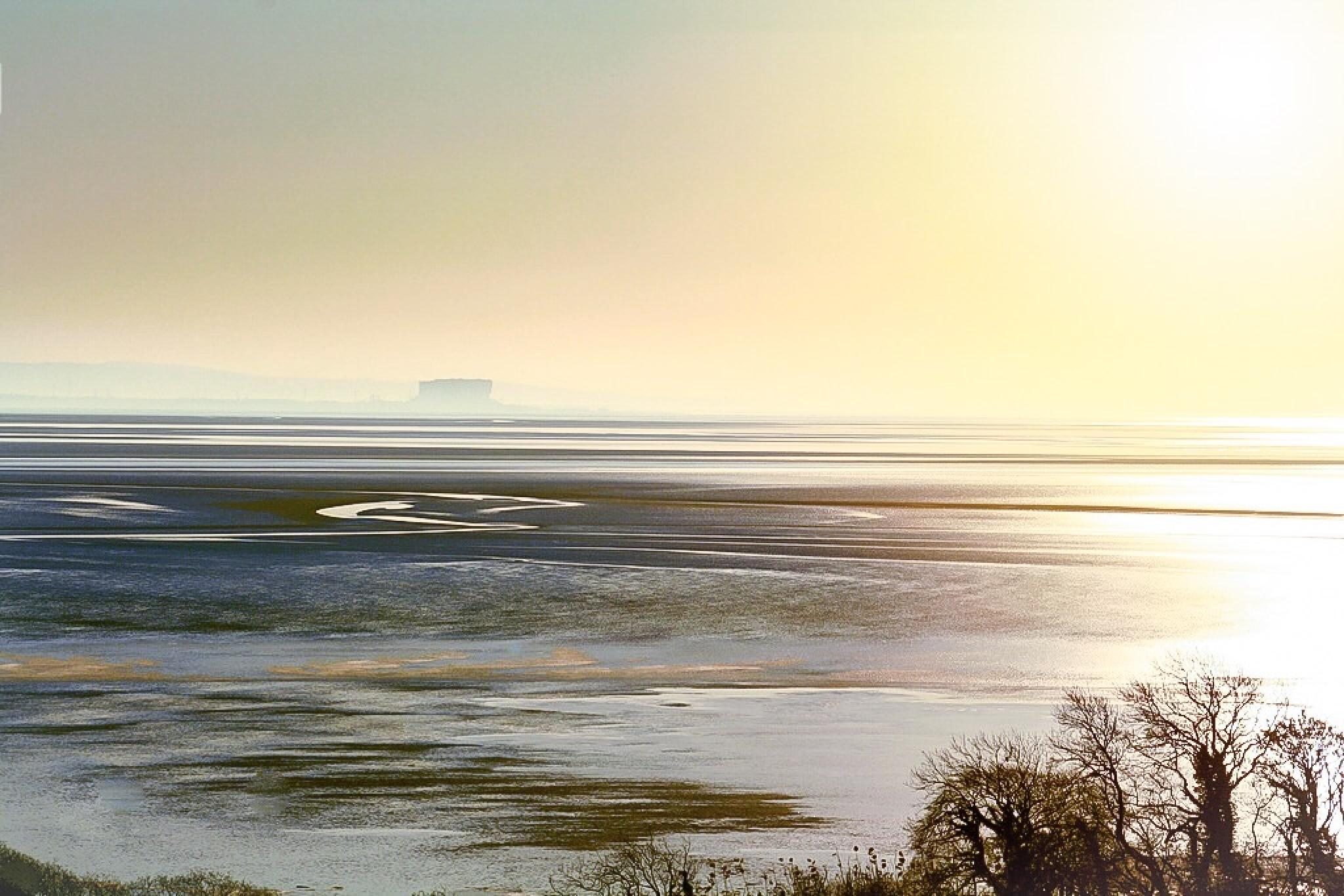 Misty Morning on Morecambe Bay Cumbria... by Michael jjg