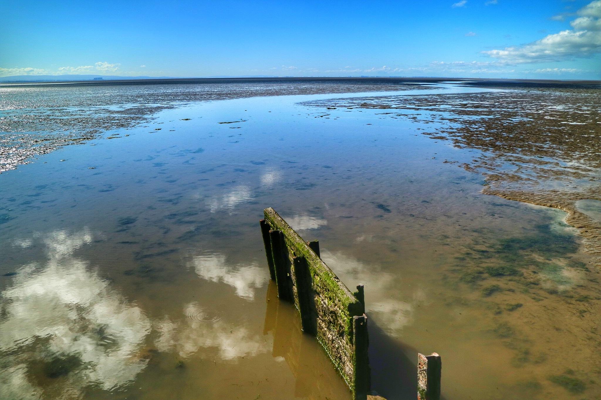 Morecambe Bay uk...080611 by Michael jjg