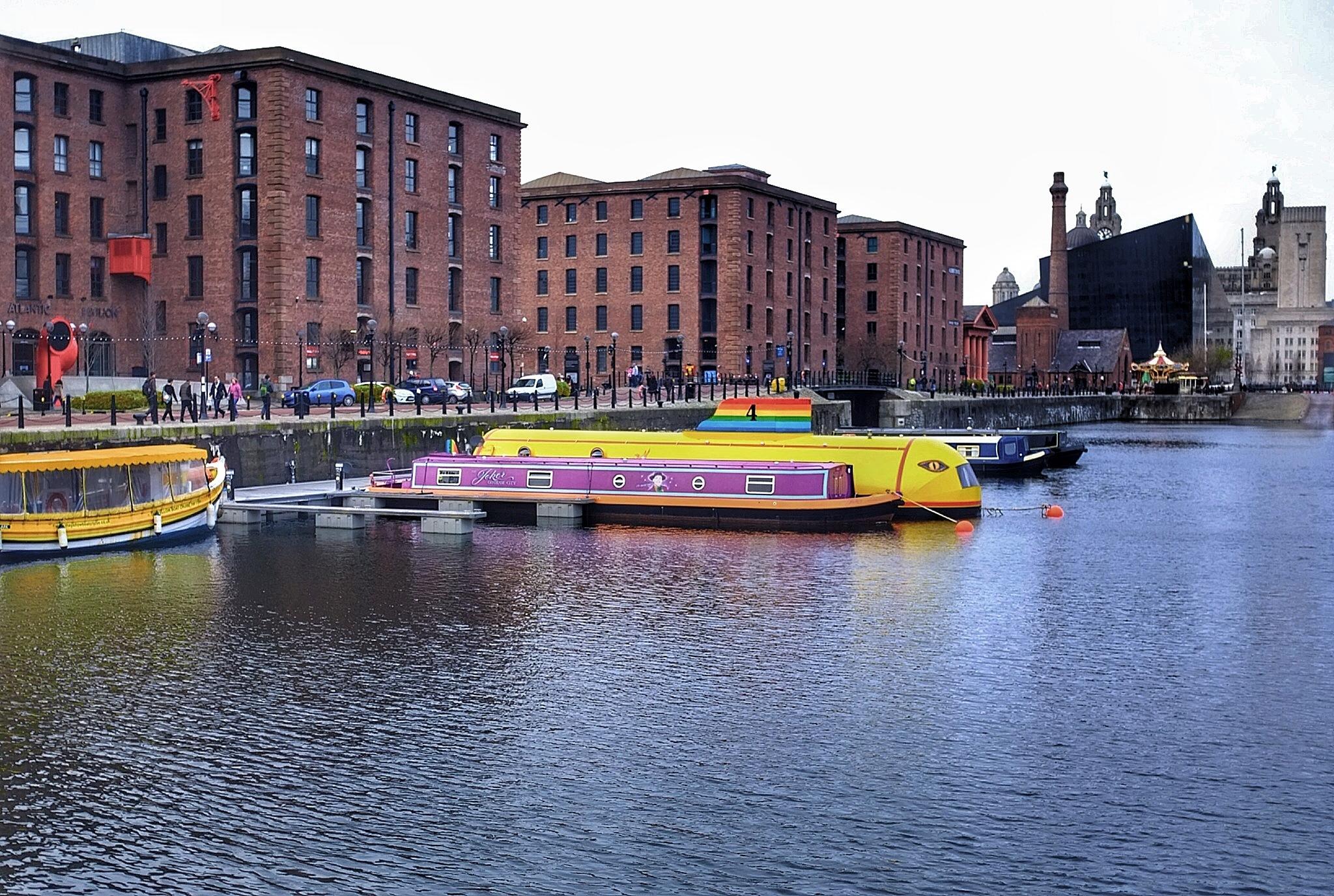 Liverpool Albert Dock uk...23062208 by Michael jjg