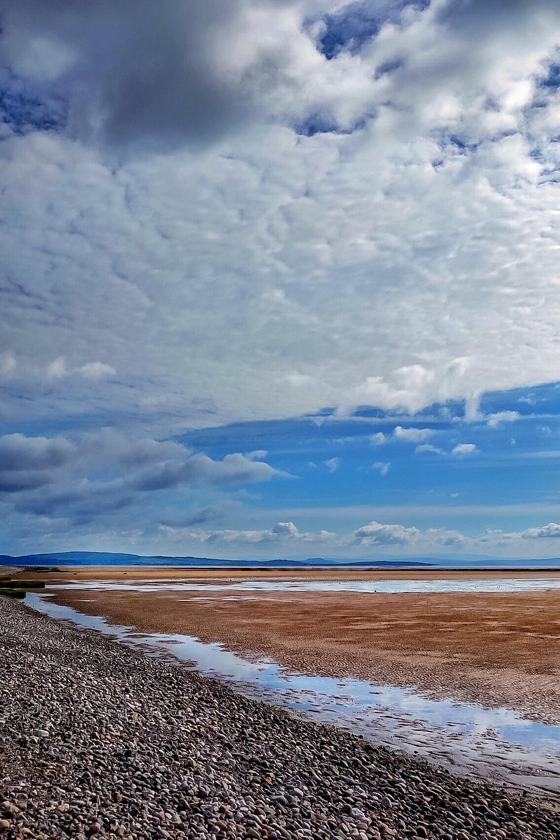 Morecambe Bay Cumbria...09080614 by Michael jjg