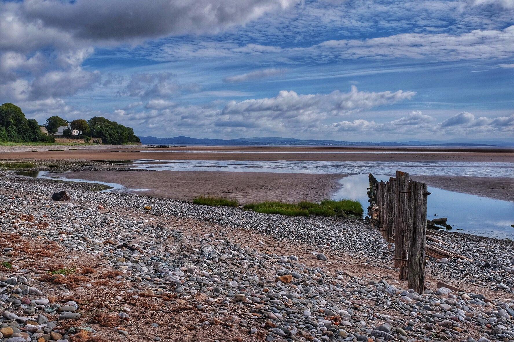 Morecambe Bay Cumbria...09080613 by Michael jjg