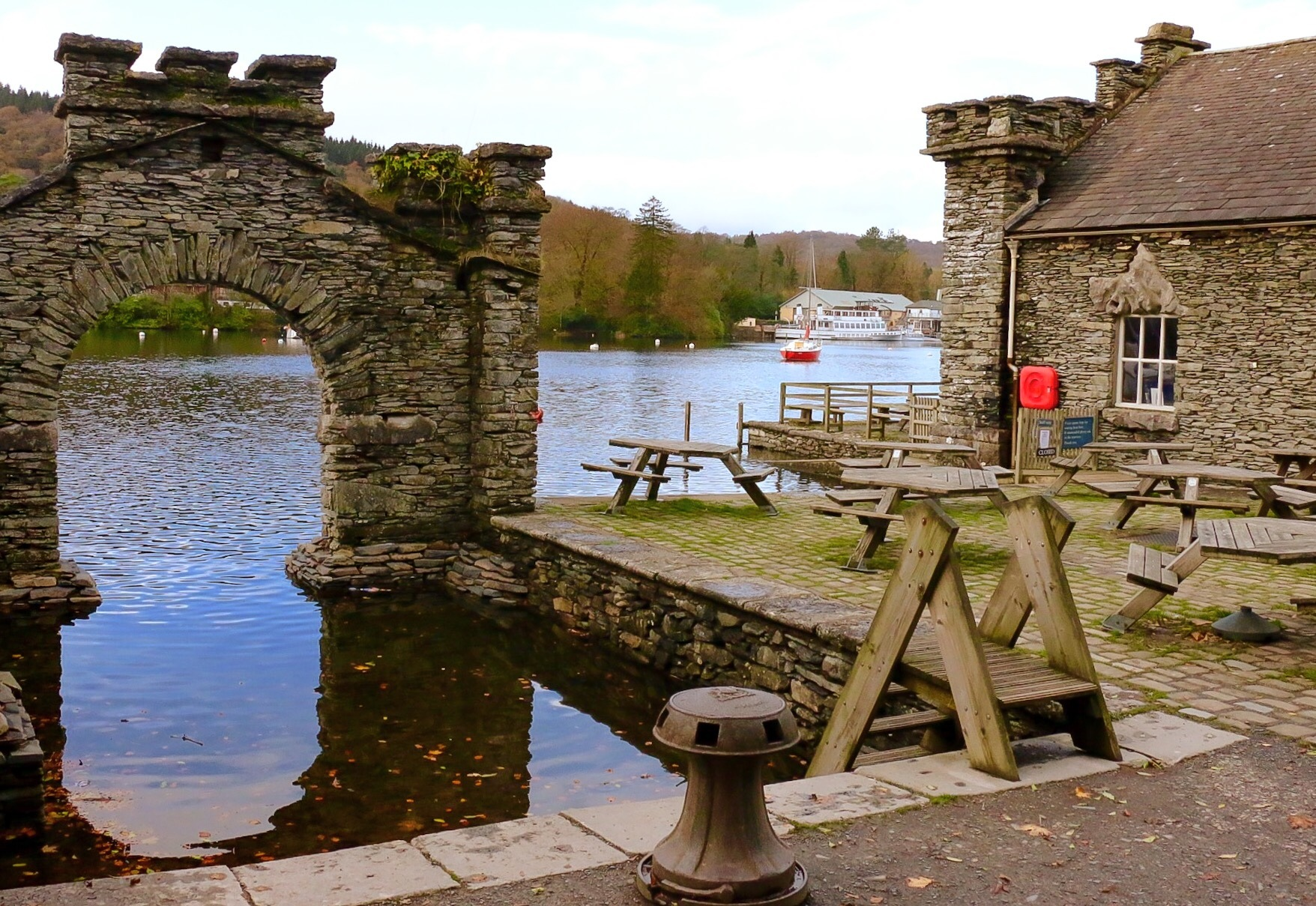 Fell Foot Windermere Cumbria uk... by Michael jjg