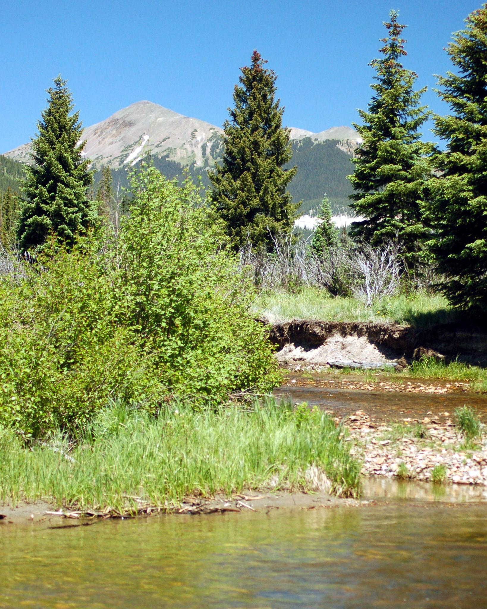 The River and the Mountain by brian.pfaltzgraff.3