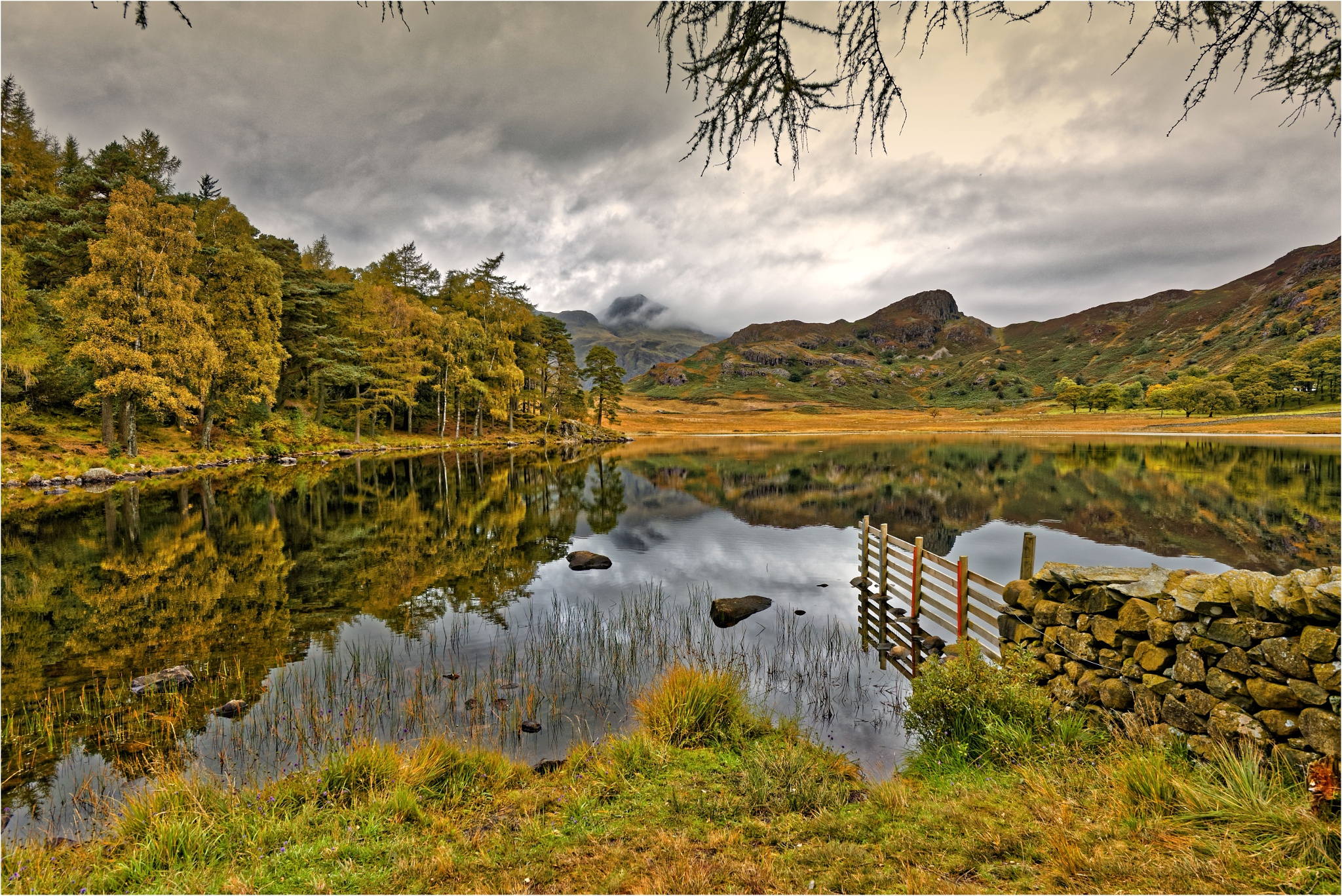Blea Tarn Lake District Cumbria UK by paul.richards.1088