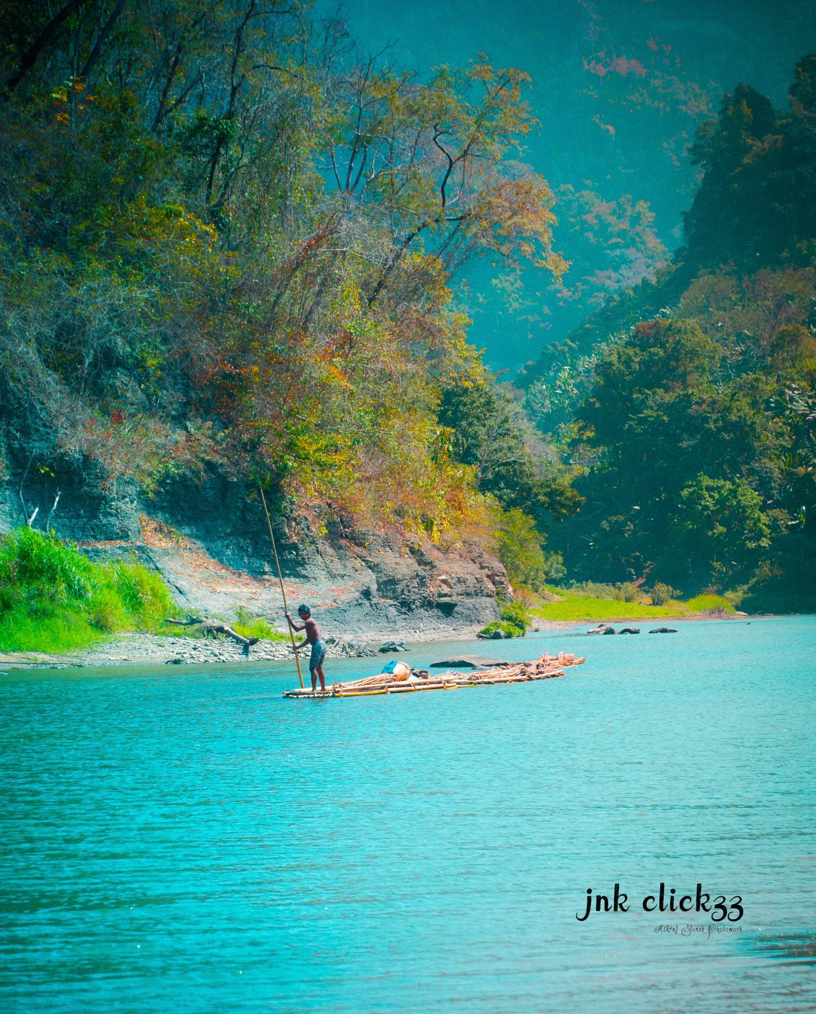 Pair Raft..!!! by Ashraf Jonak