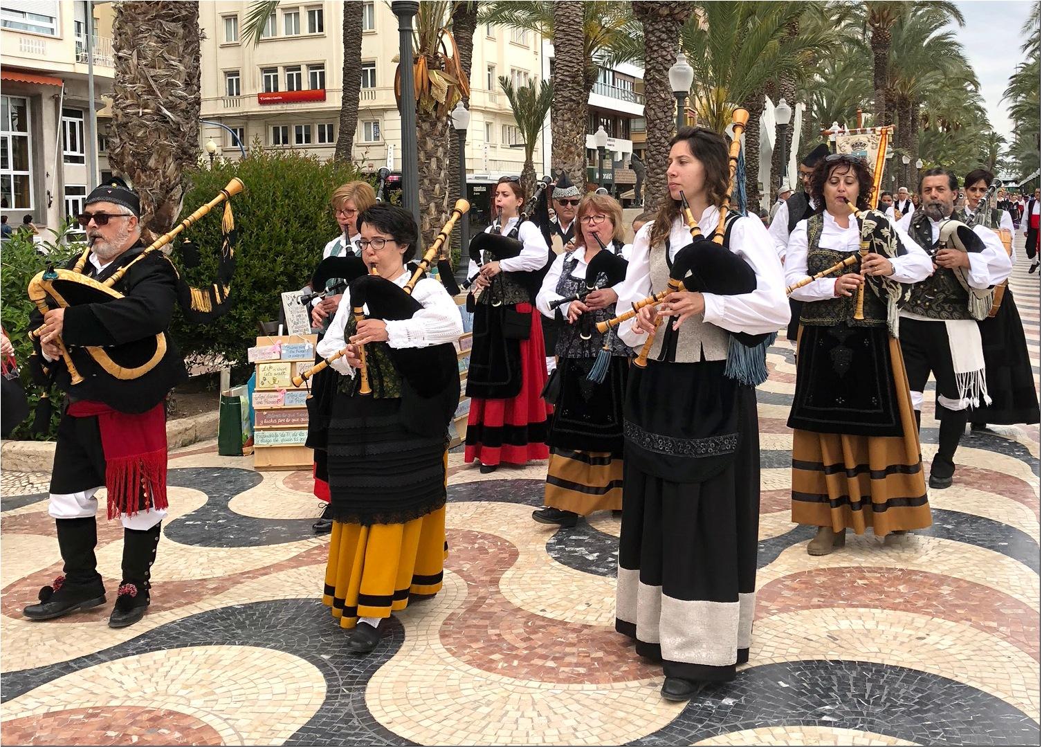 Festival in Allicante by Ada Tsodikov Photography