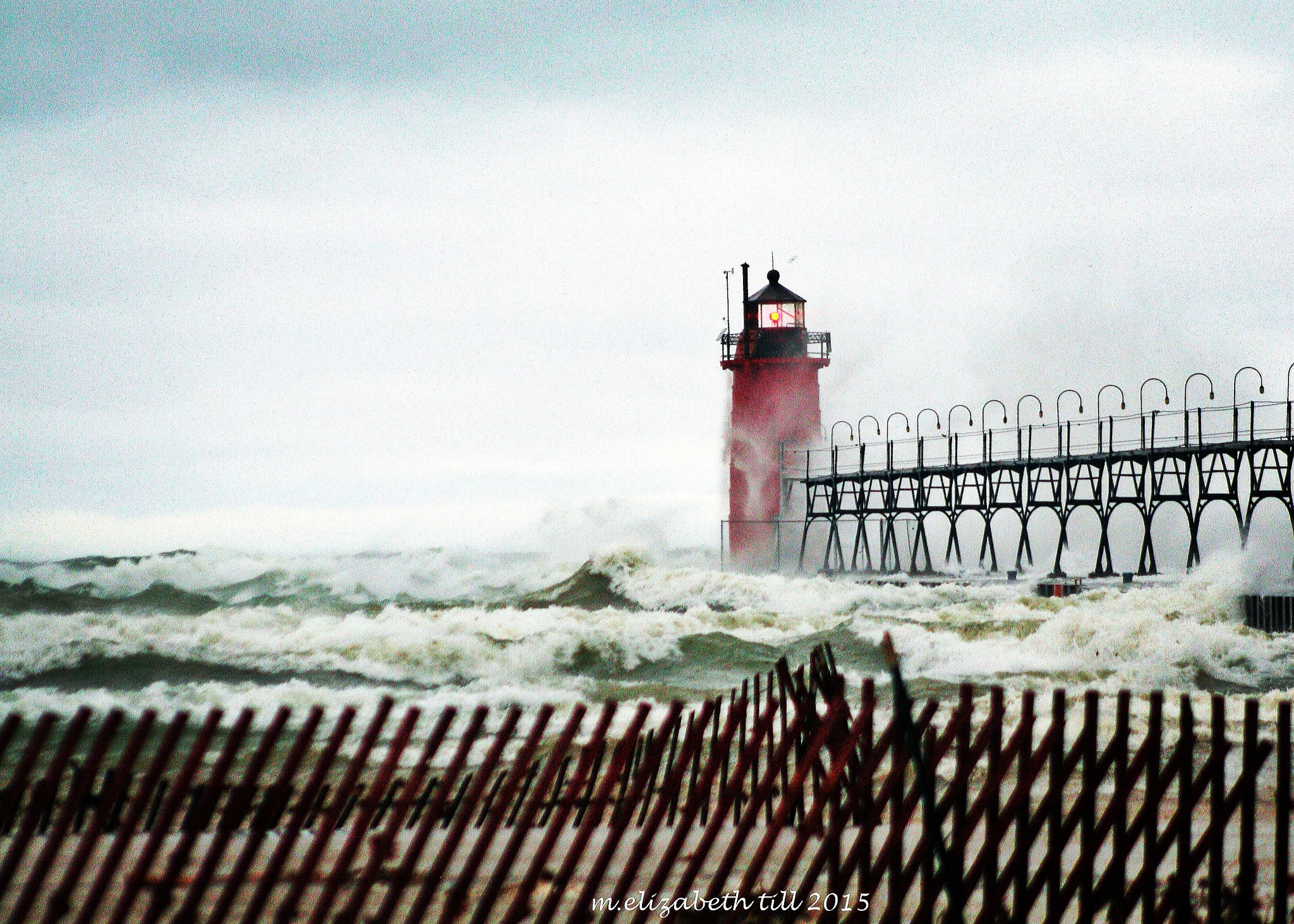 South Haven Lighthouse  by mary.elizabeth.till