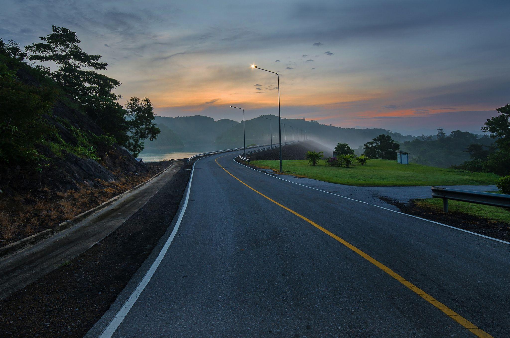 Road by darkcamera
