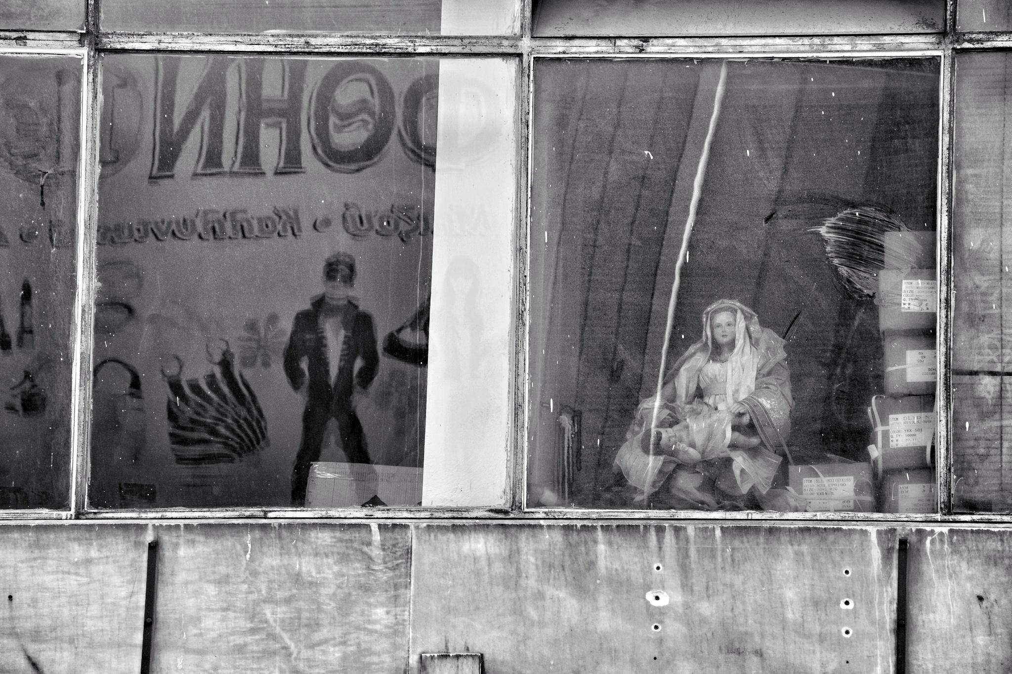 ~A strange trio by aphrodite_ioannou