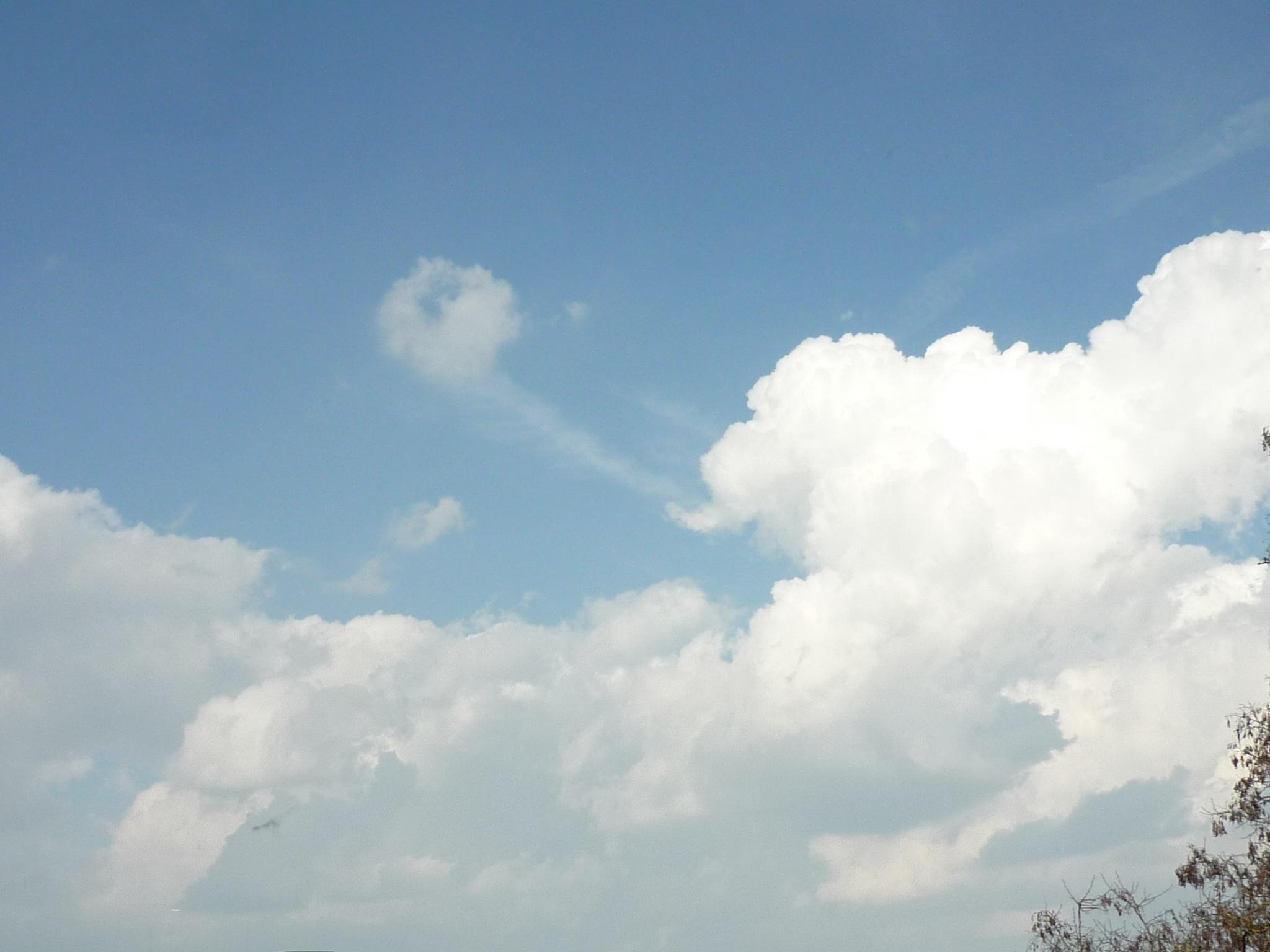 Breathing Cloud by husky.blue.river