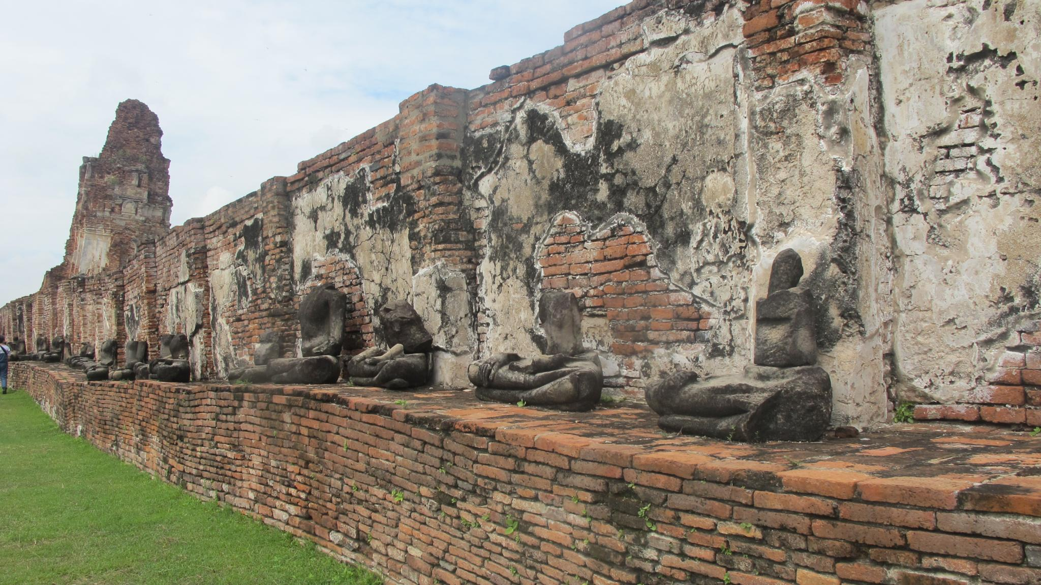 Ayutthaya by nun.gu.7