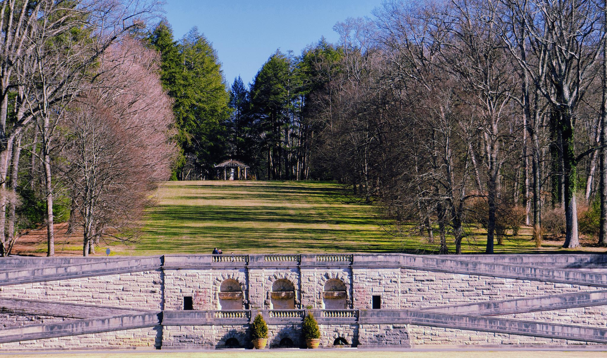 Stroll On The Upper Lawn by Wayne V. Hall (WALL Photography and Design)