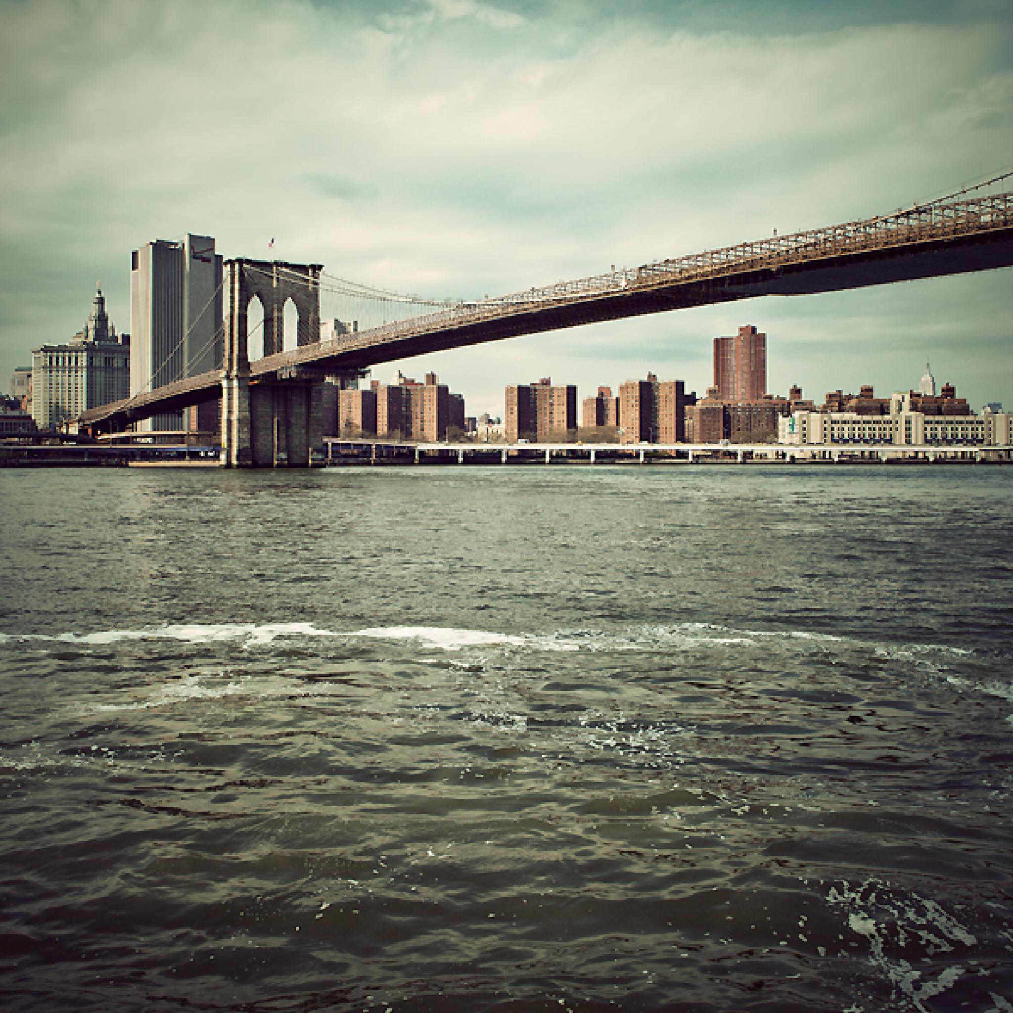 Brooklyn Bridge by julierey