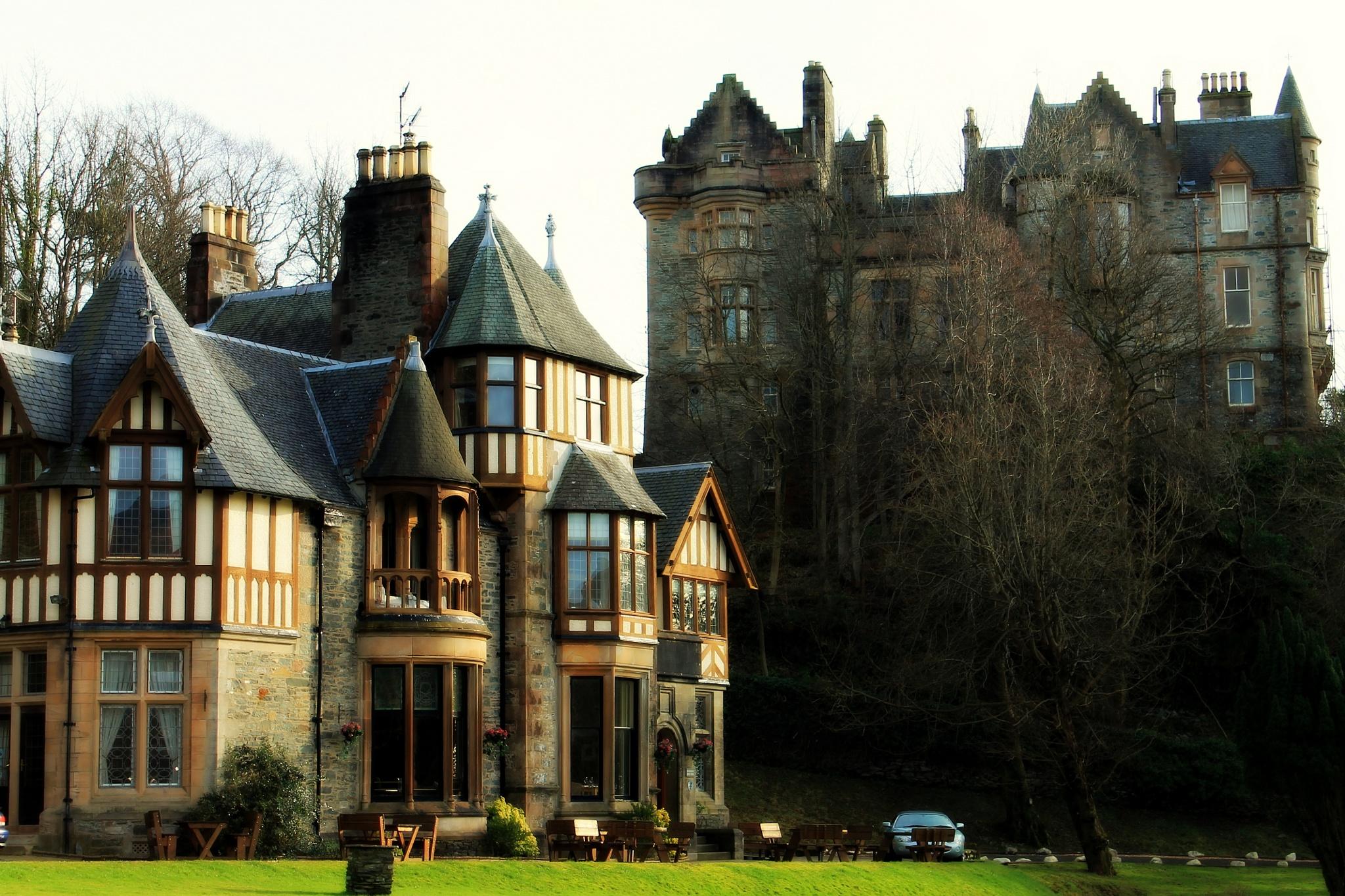 Helensburgh - Szkocja by ewap03
