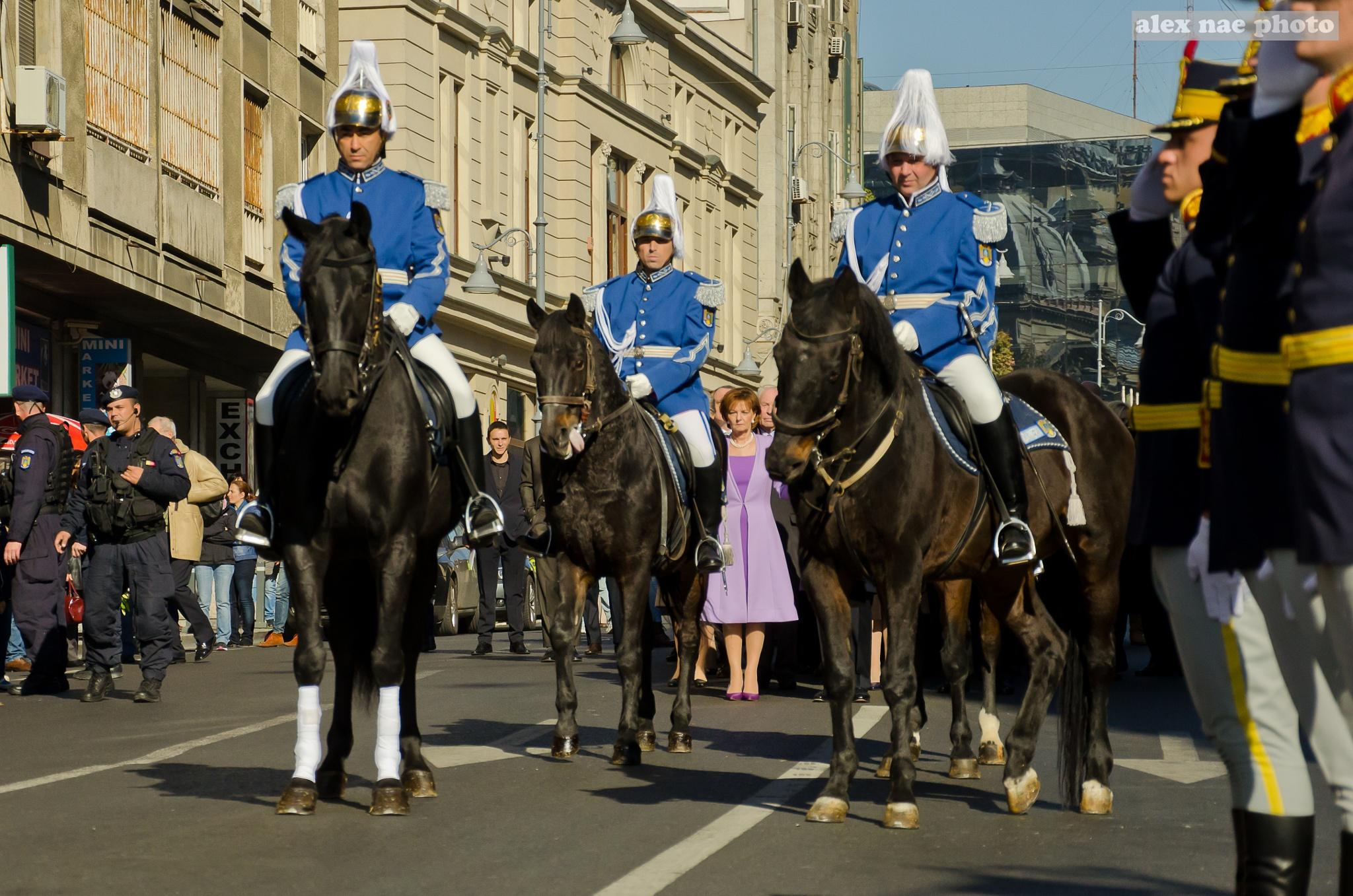 Royal Parade - I by alexandru nae