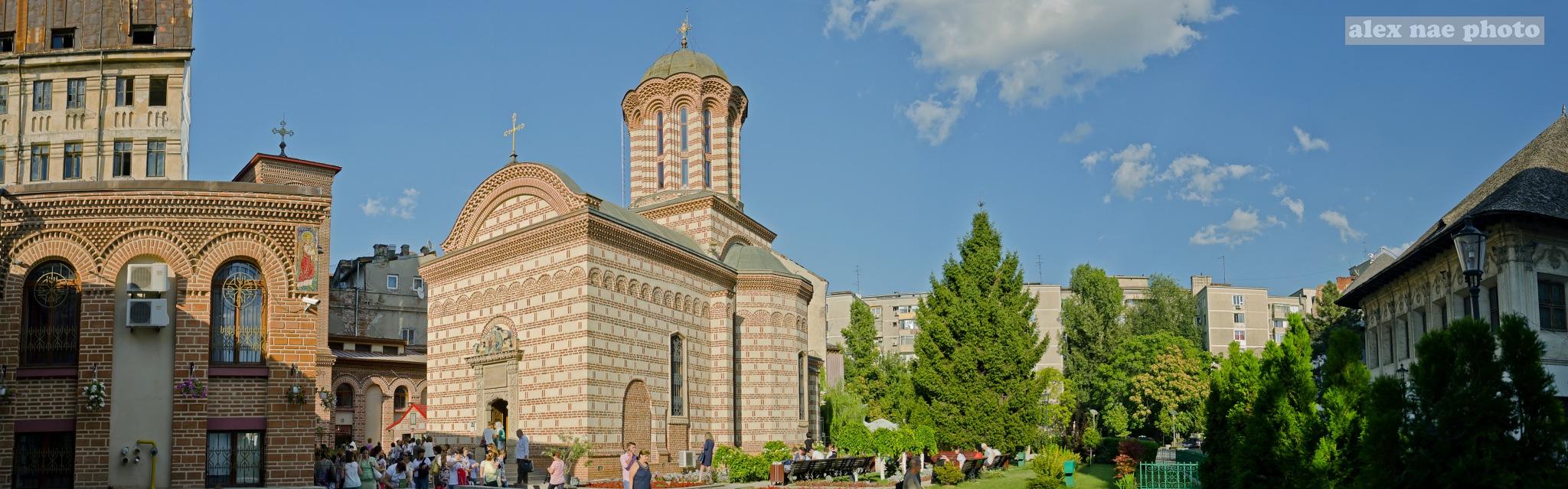 Church of Saint Anthony, Bucharest, Romania! by alexandru nae