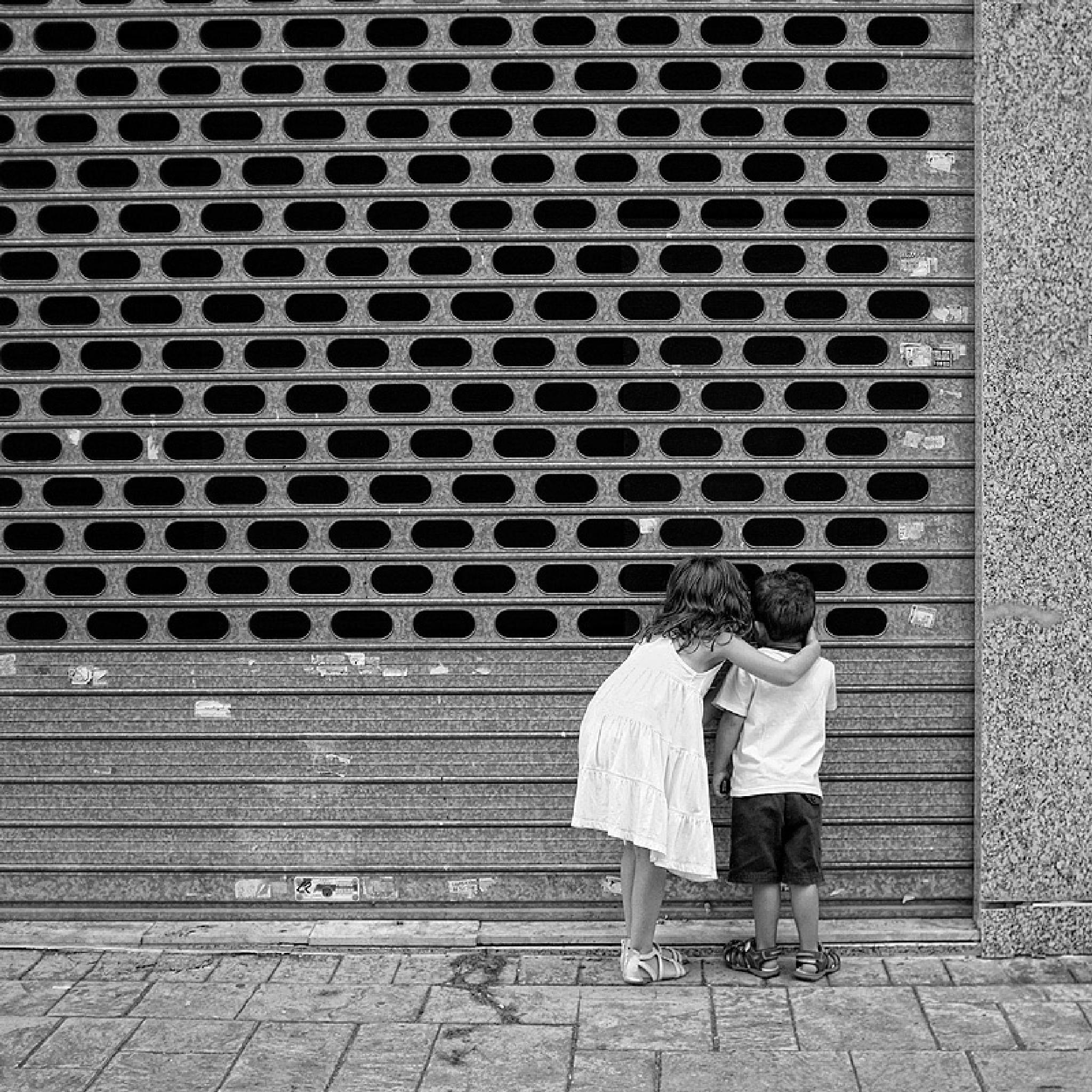 Curious by Manuel Vazquez