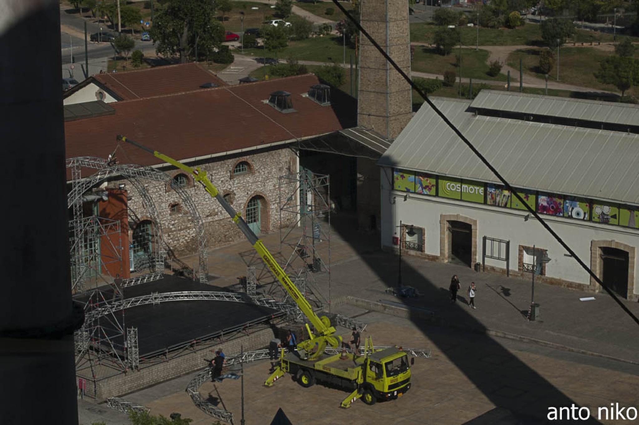 under construaction! by peskandritsa