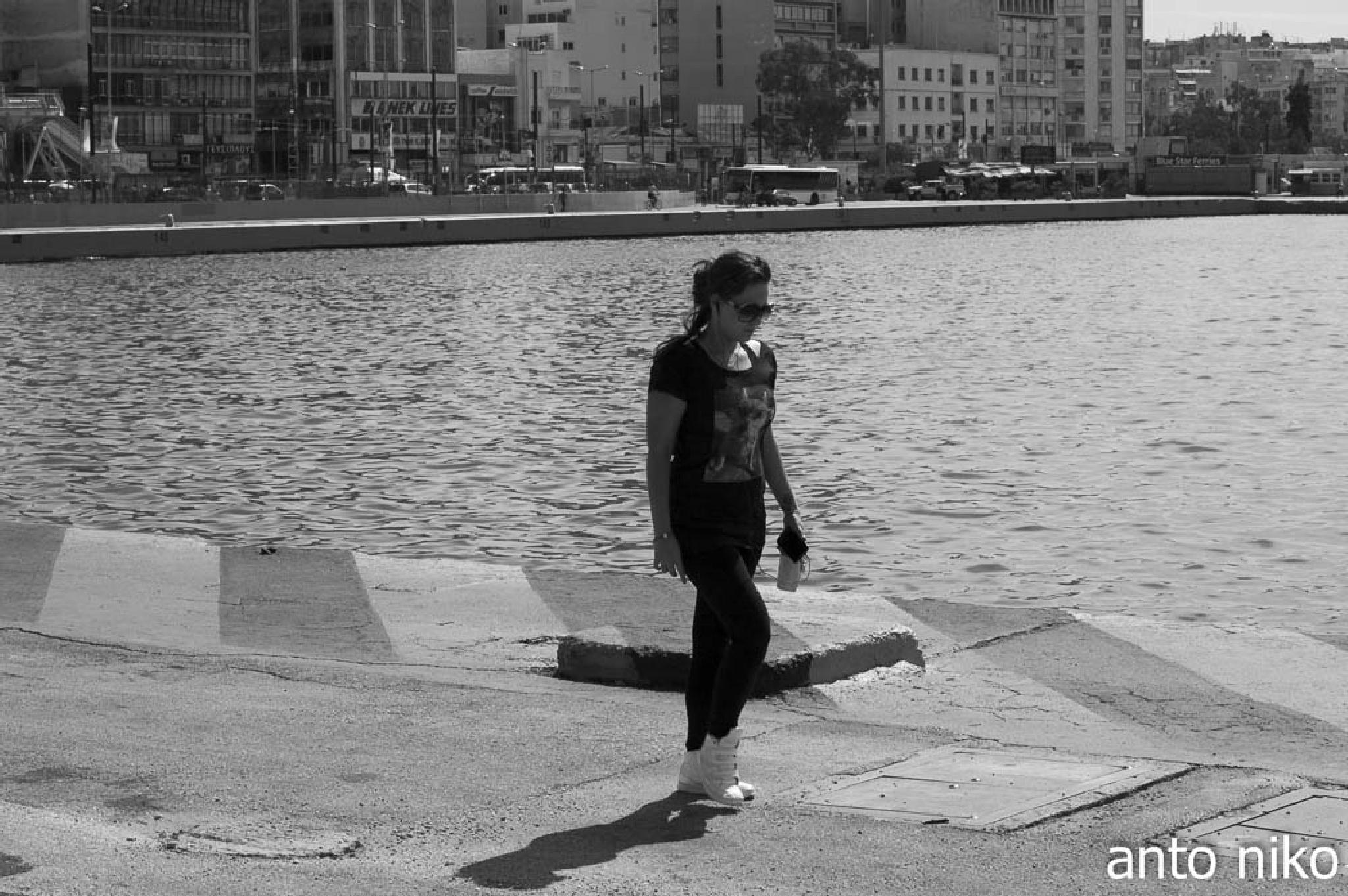 walking by peskandritsa